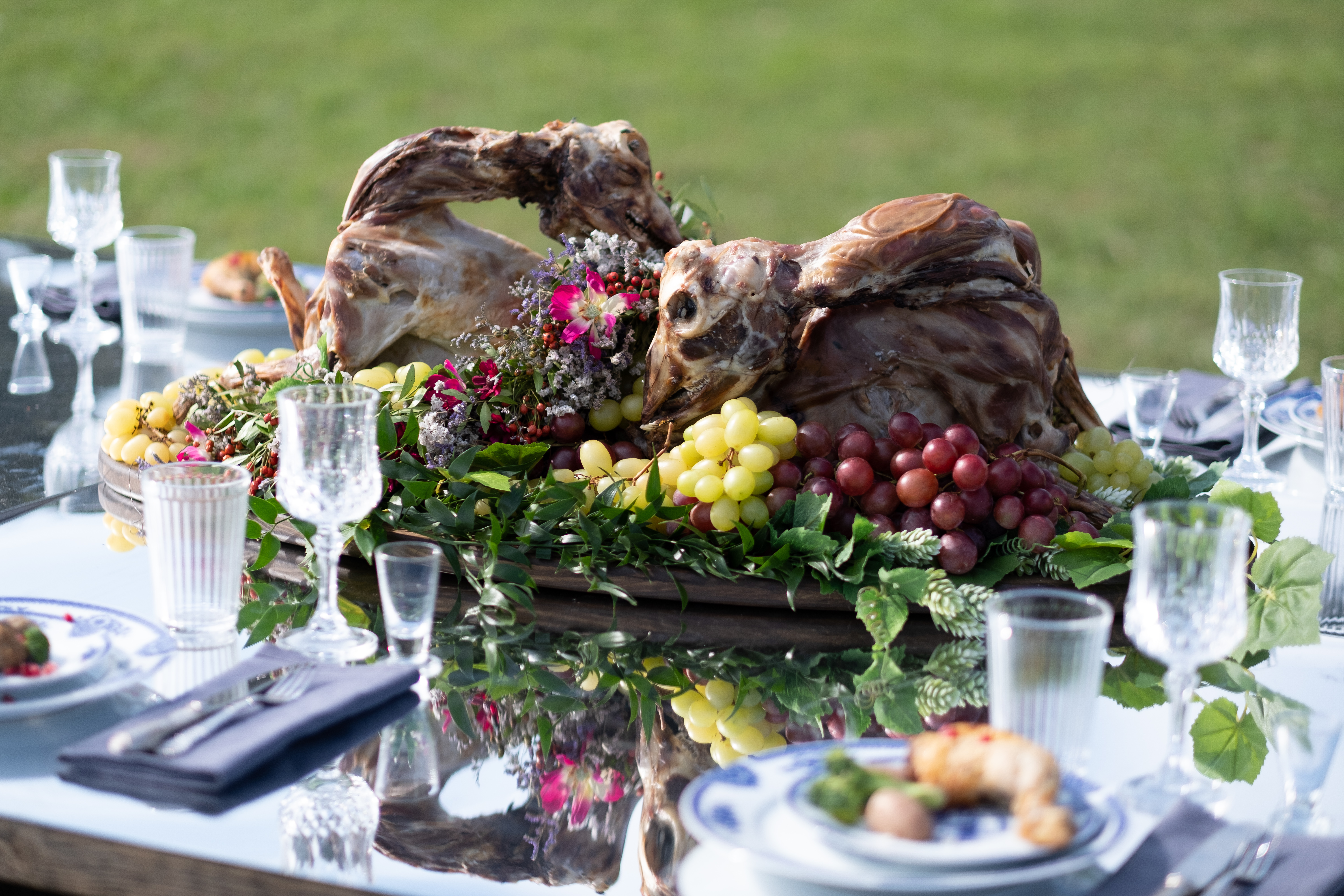 How Midsommar's Food Stylist Created the Heaving, Vibrant Feast That Will Haunt Your Dreams