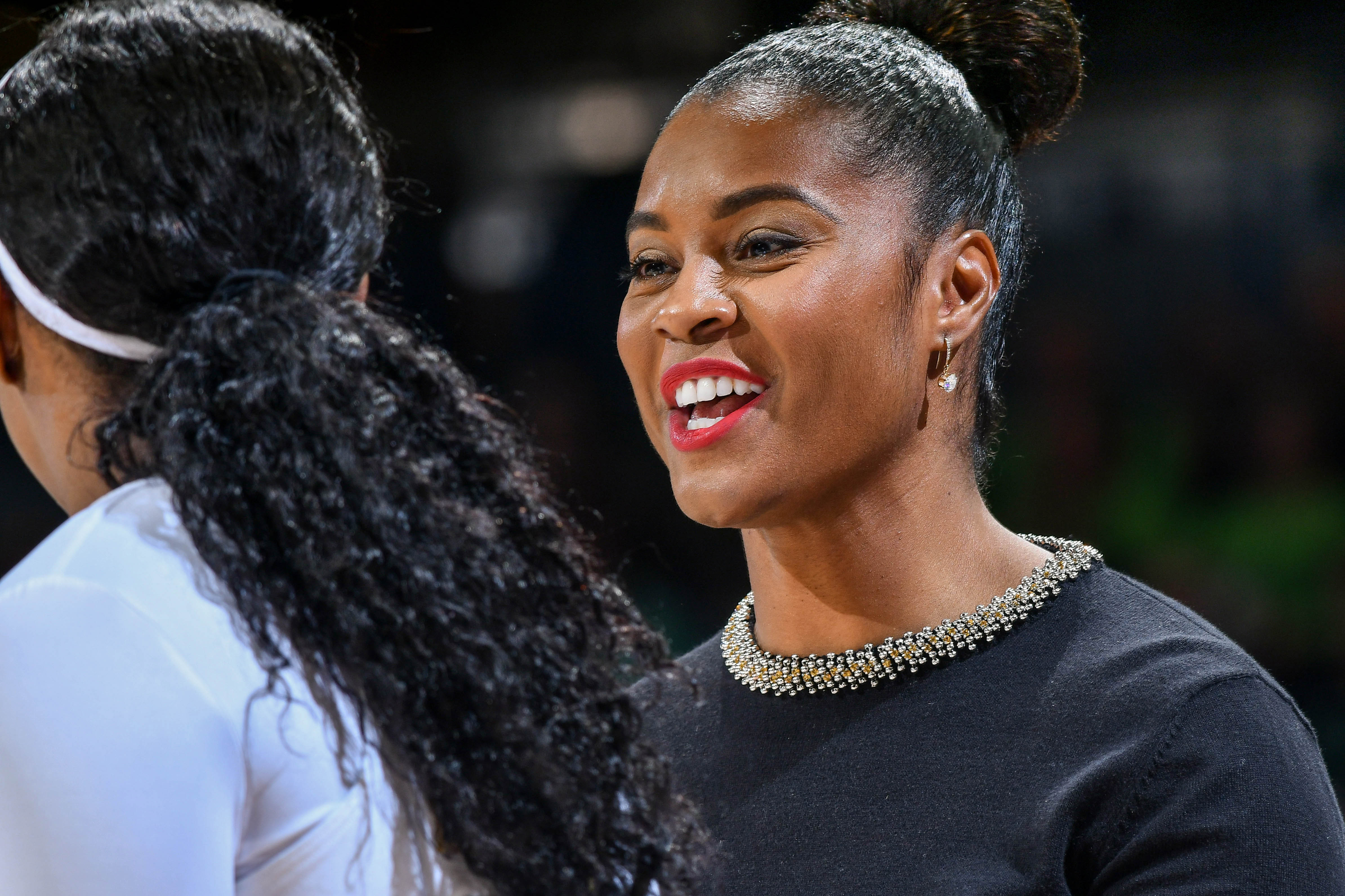 NCAA Womens Basketball: North Carolina at Notre Dame