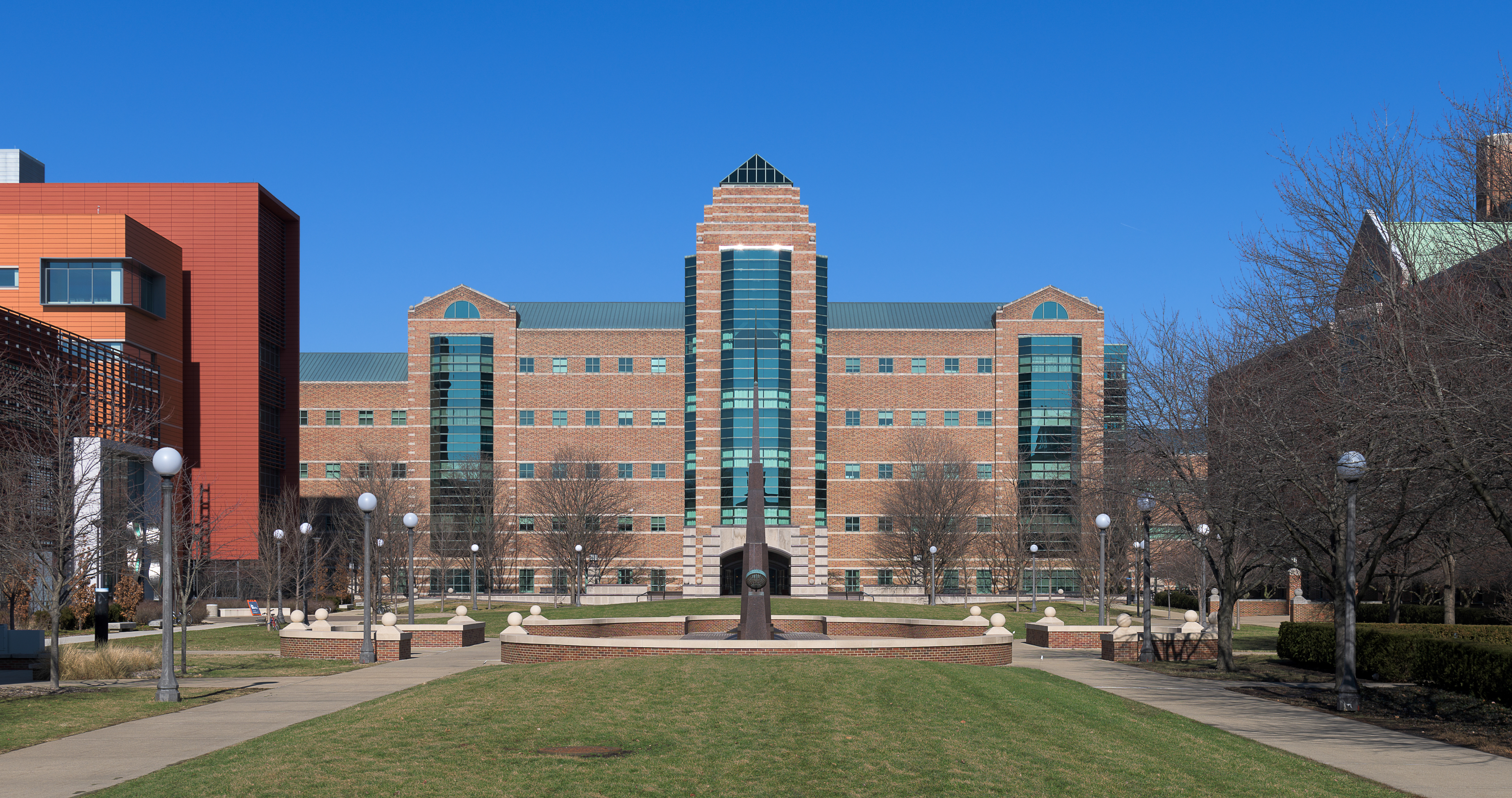A photo of the University of Illinois. There's a new financial aid practice raising eyebrows in Illinois.