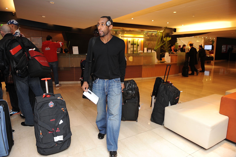 CSKA Moscow Arrival