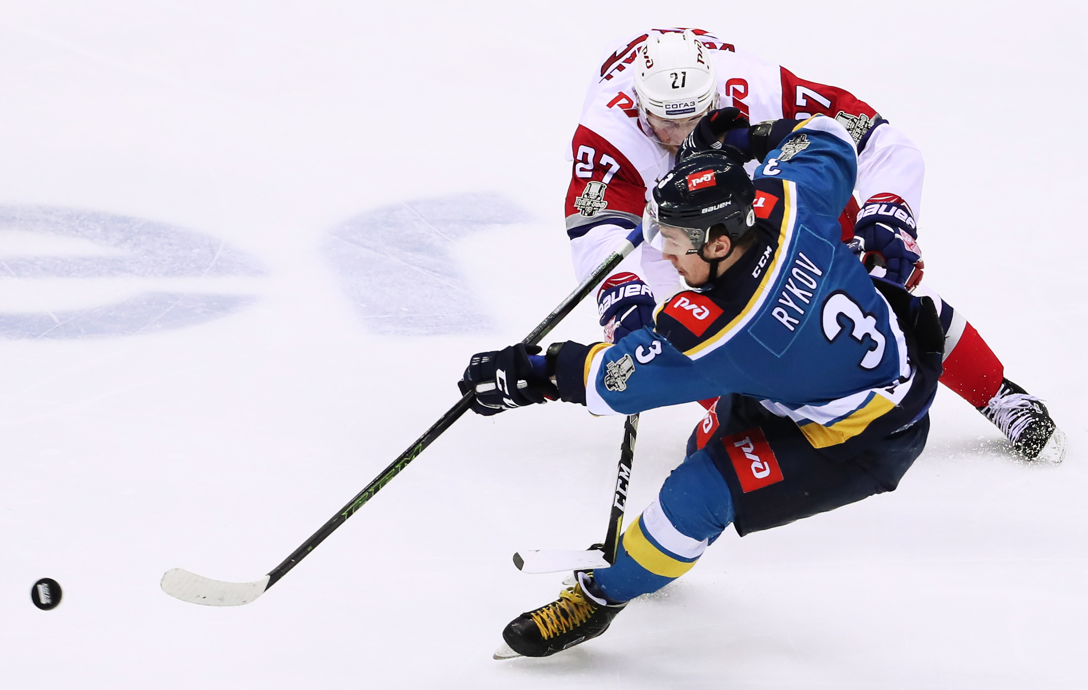 2018/2019 KHL Western Conference Quarterfinal, Leg 3: HC Sochi 3 - 2 Lokomotiv Yaroslavl