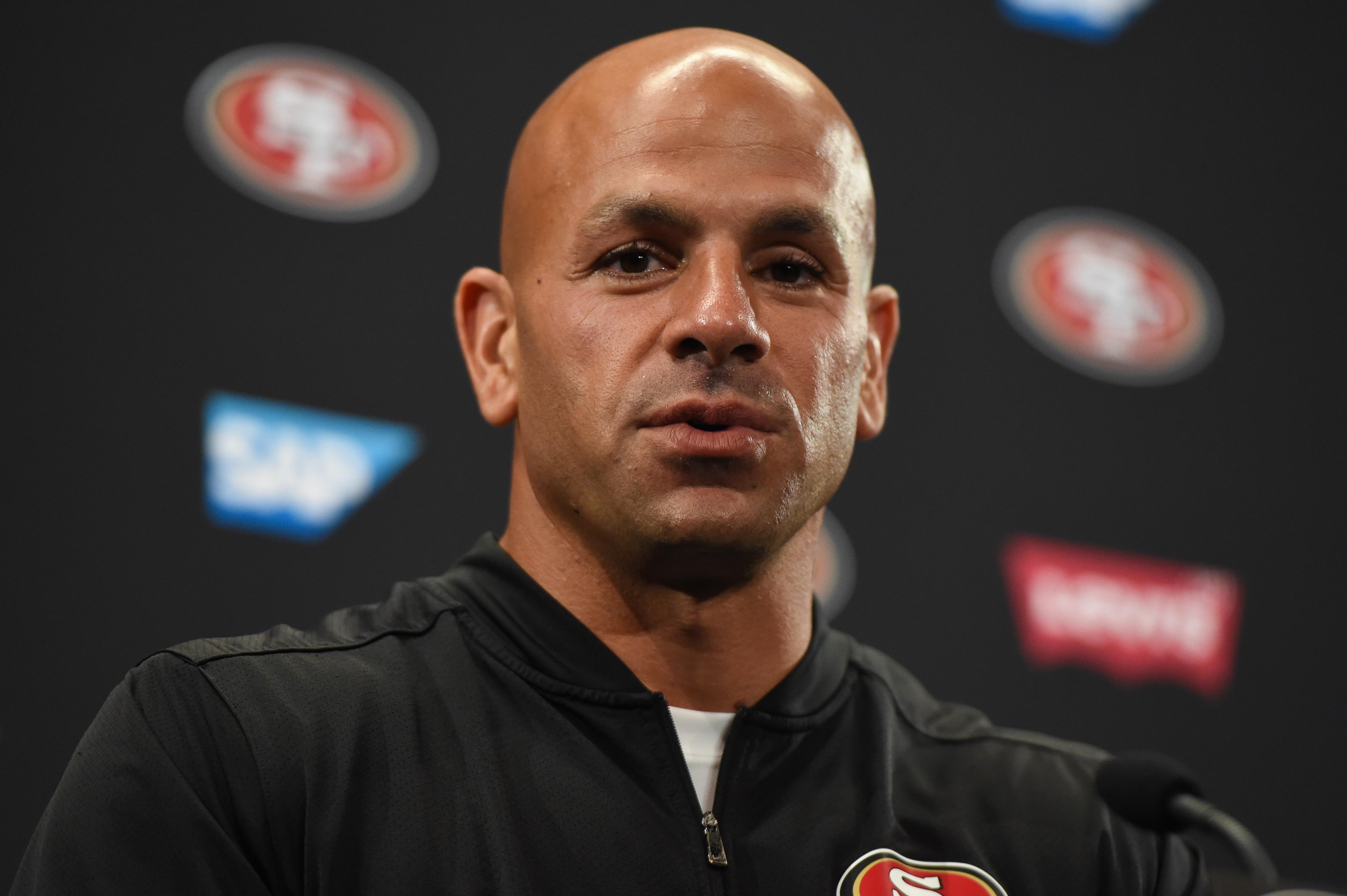 NFL: JUL 30 49ers Training Camp