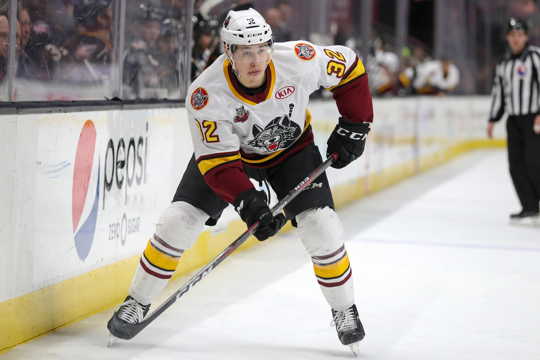 AHL: JAN 26 Chicago Wolves at Cleveland Monsters