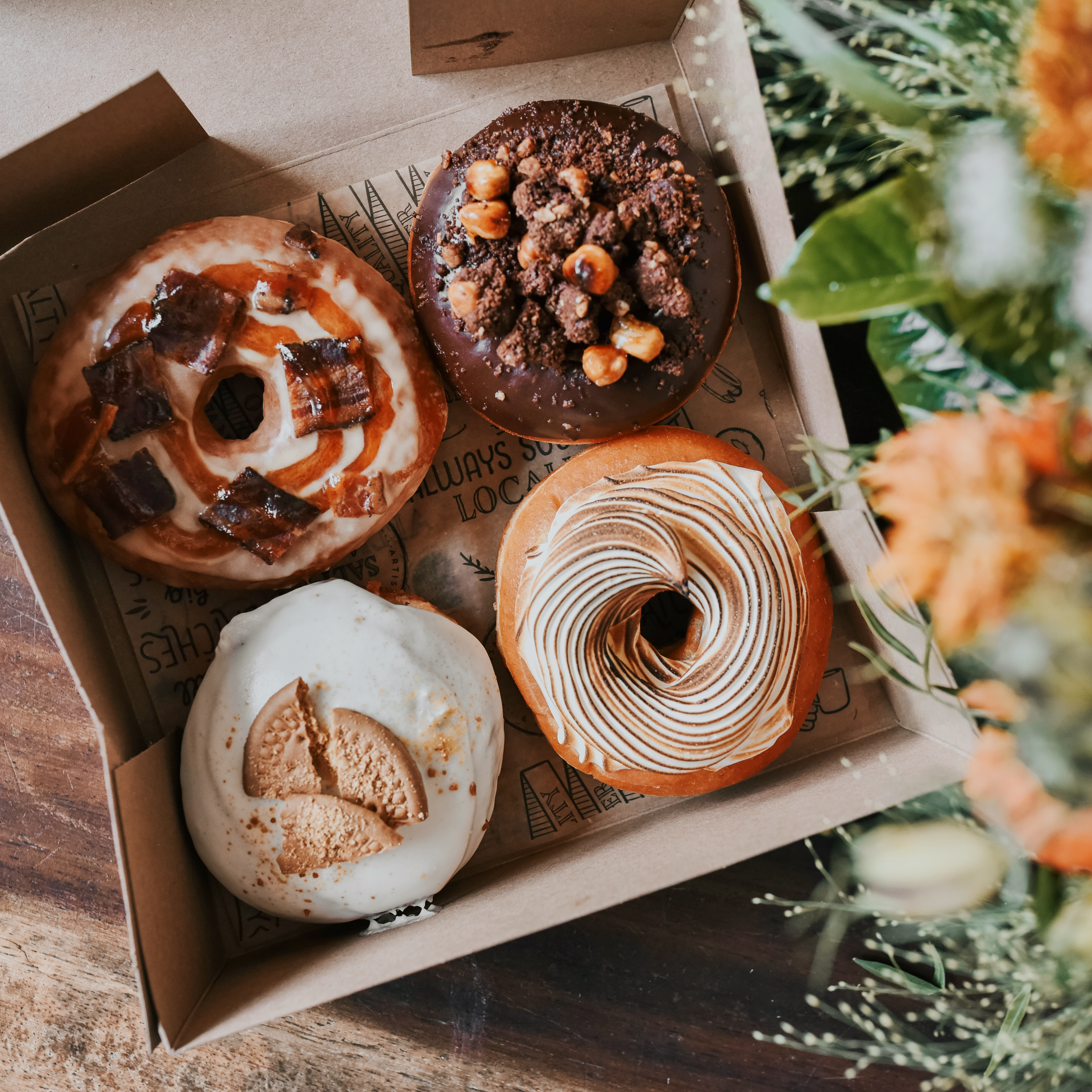A Beloved Miami Doughnut Shop's Lavishly Topped Pastries Will Soon Debut in Dallas