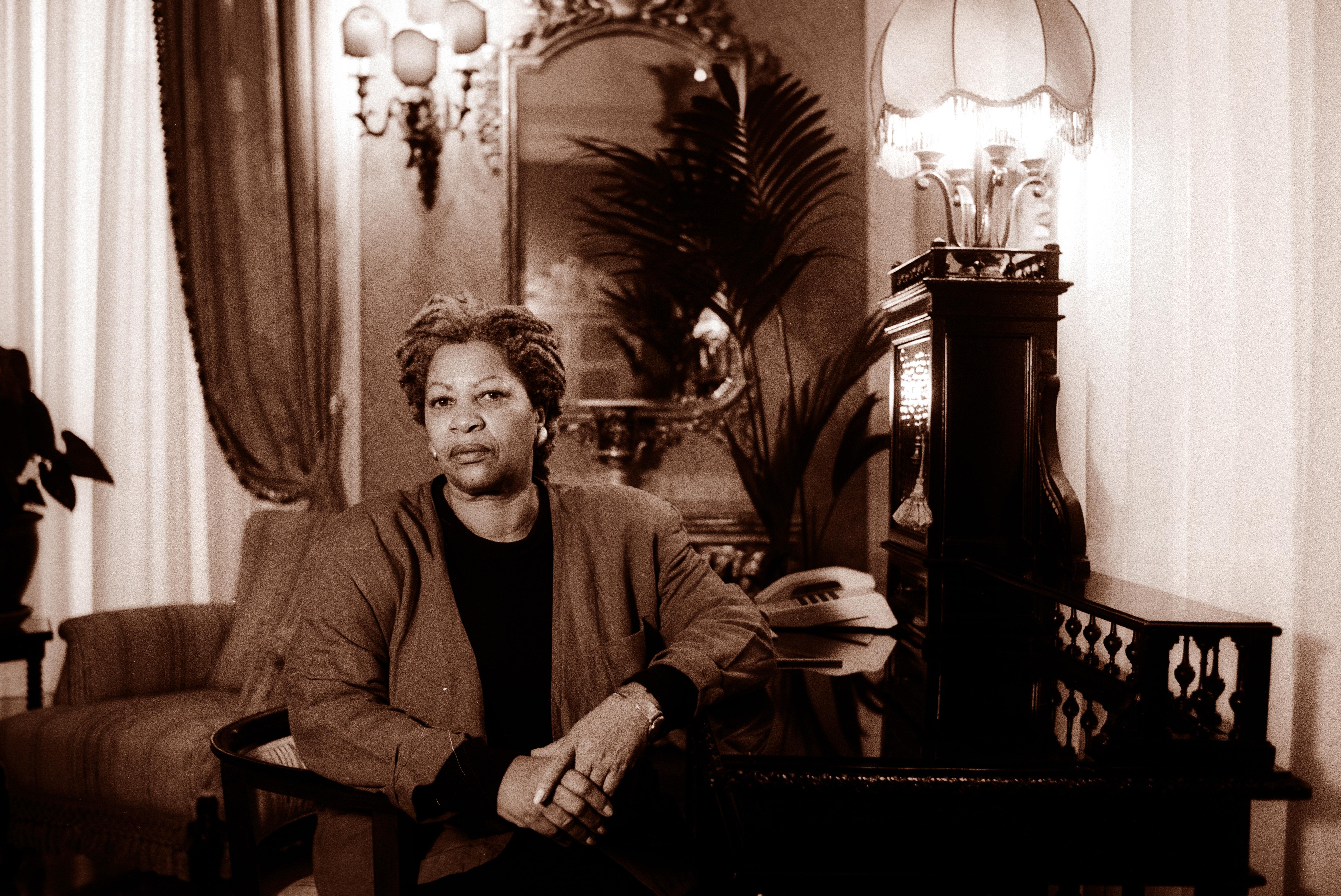 Toni Morrison's transcendent Nobel Prize speech is key to understanding what made Morrison so great
