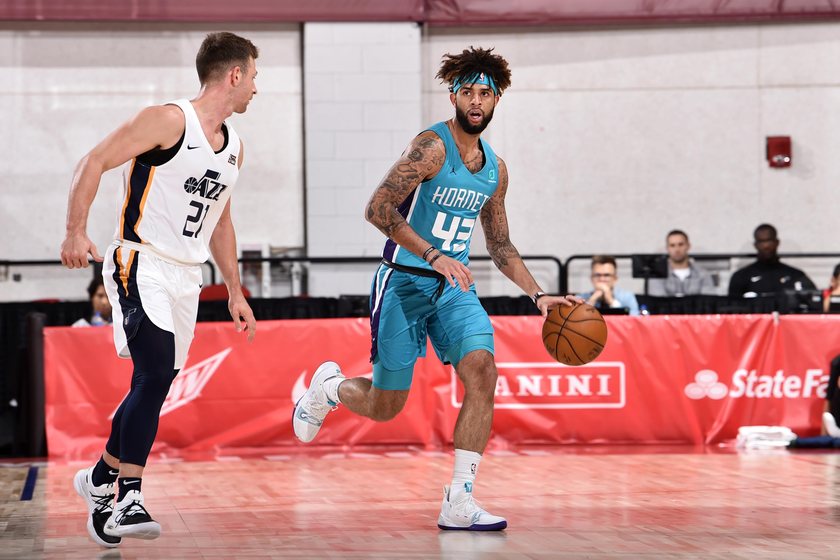 2019 Las Vegas Summer League - Charlotte Hornets v Utah Jazz
