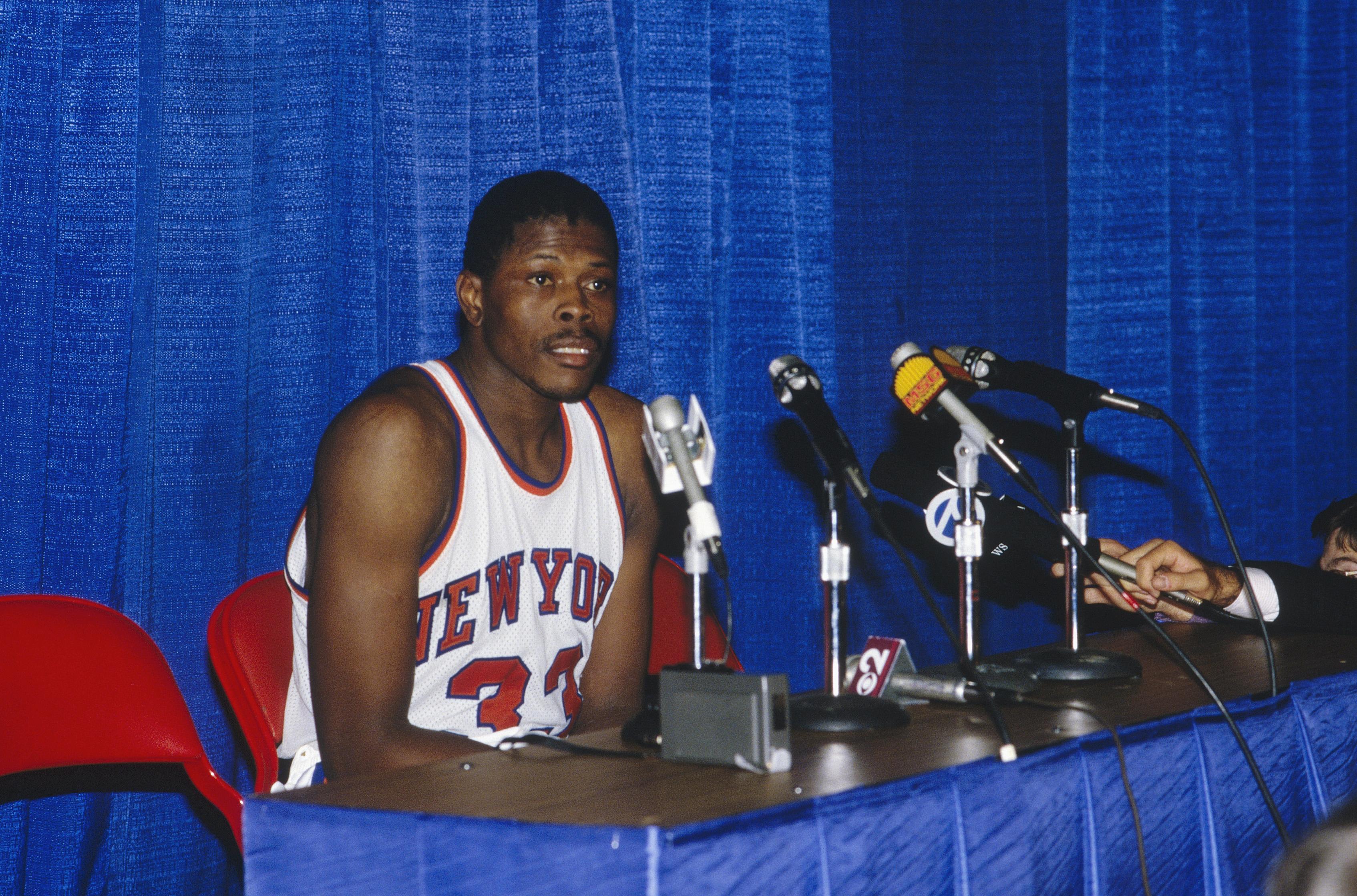 New York Knicks...