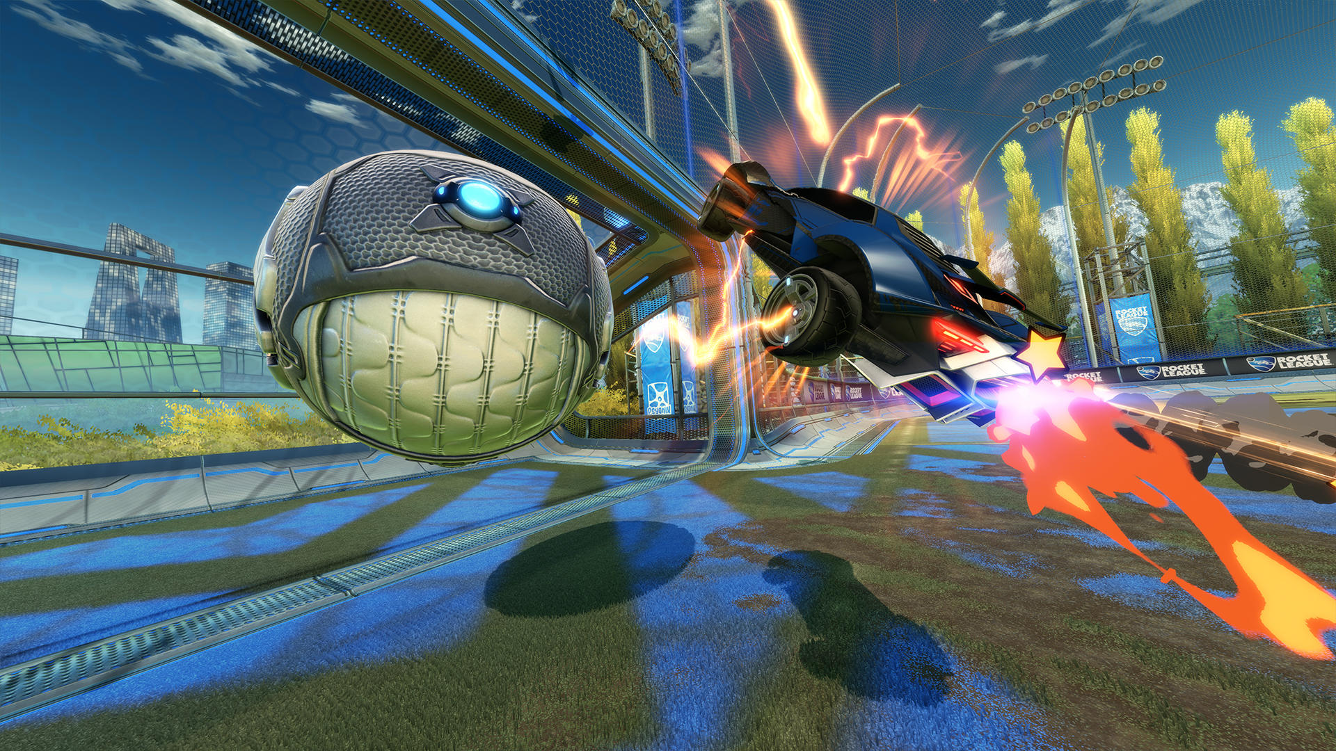 Rocket League won't have loot boxes later this year