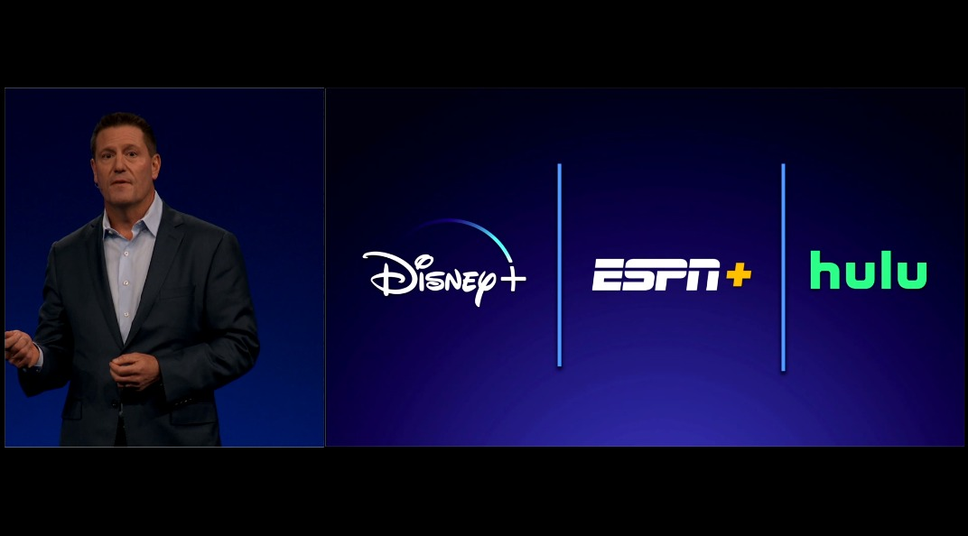 Disney bundles Hulu, ESPN Plus, and Disney Plus for $12.99 per month