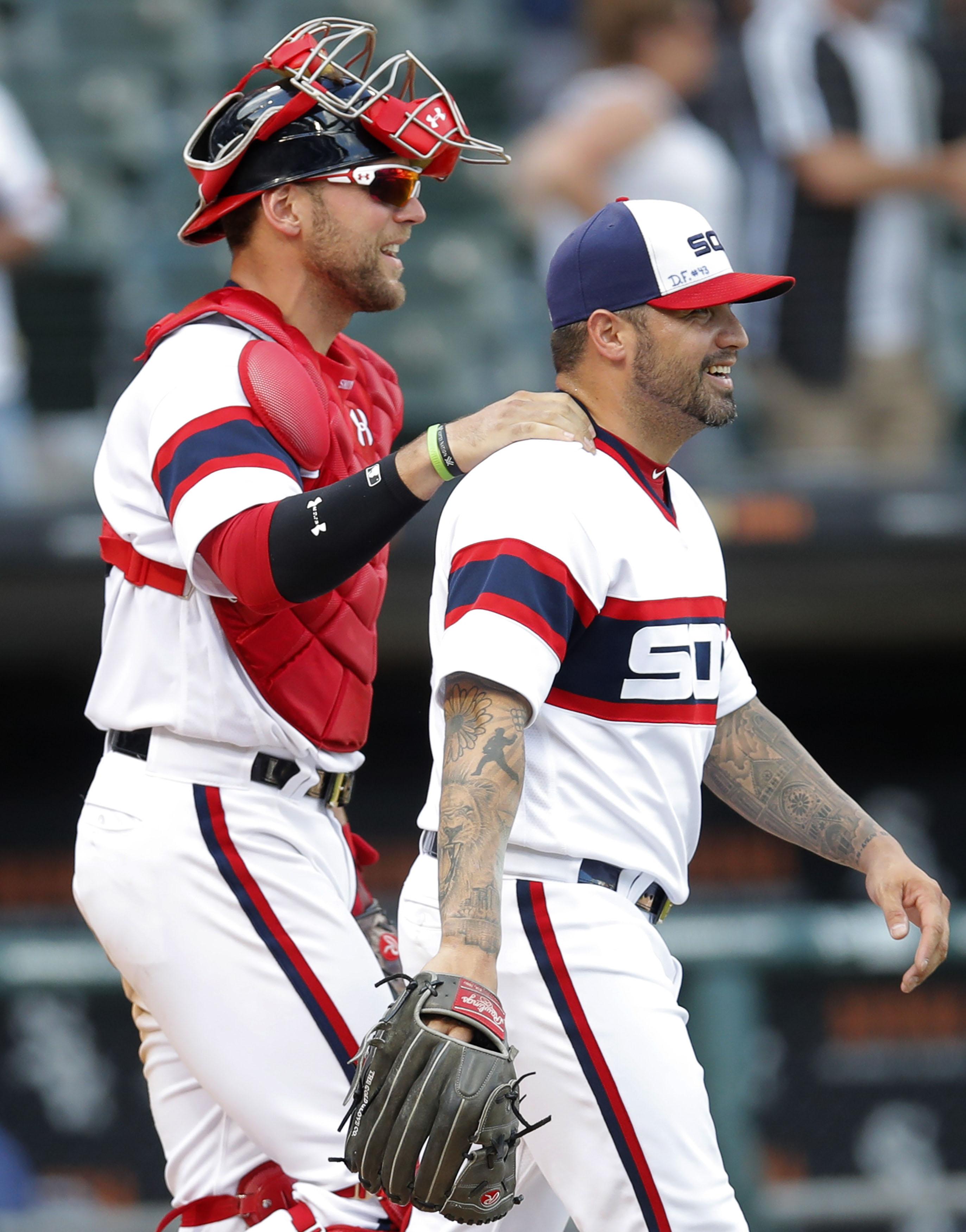 MLB: Boston Red Sox at Chicago White Sox