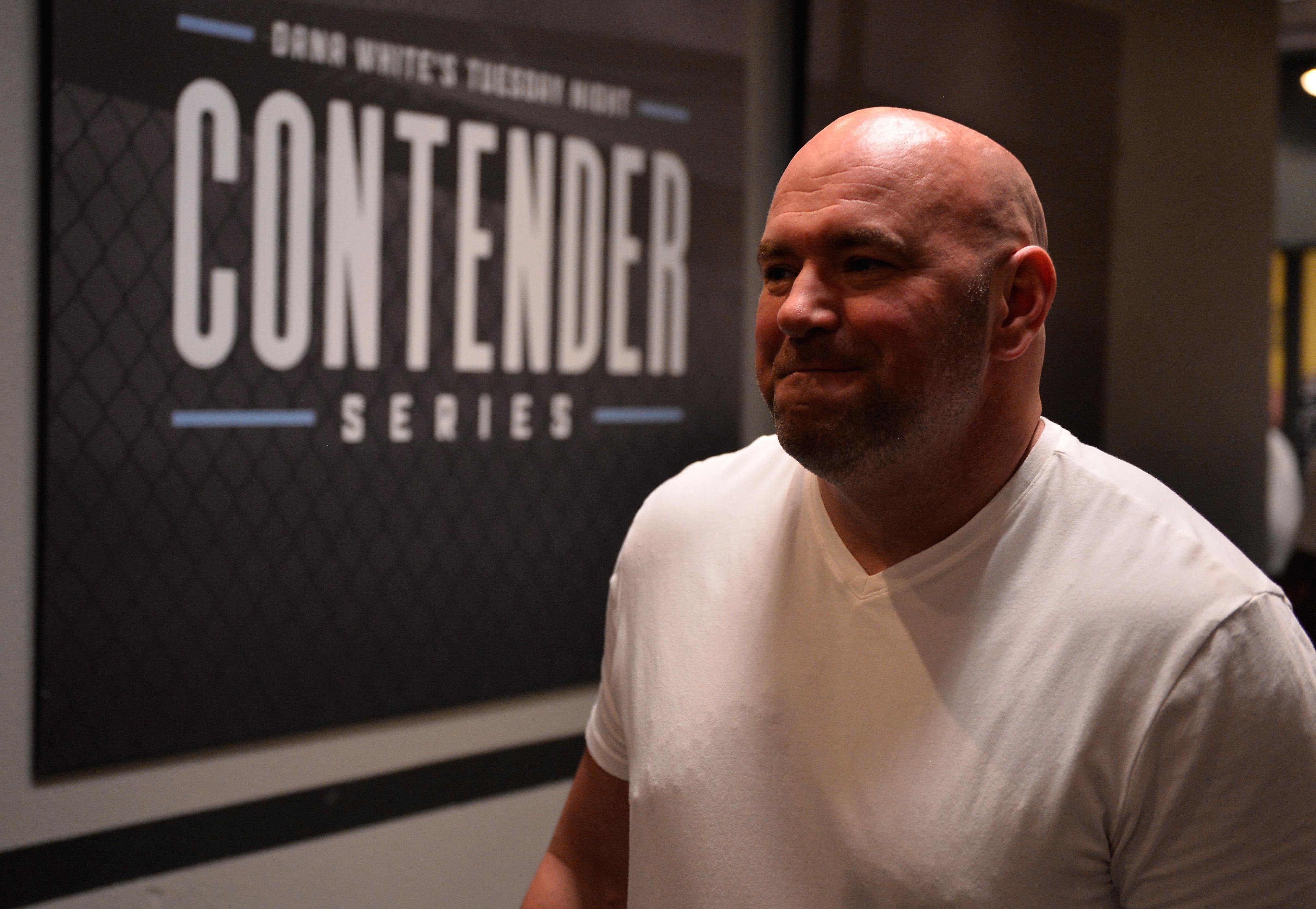 Dana White's Tuesday Night Contender Series: Barber v Colleen