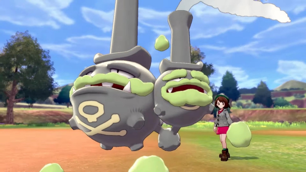 This new Galar Pokémon is a bong, and fans are going wild