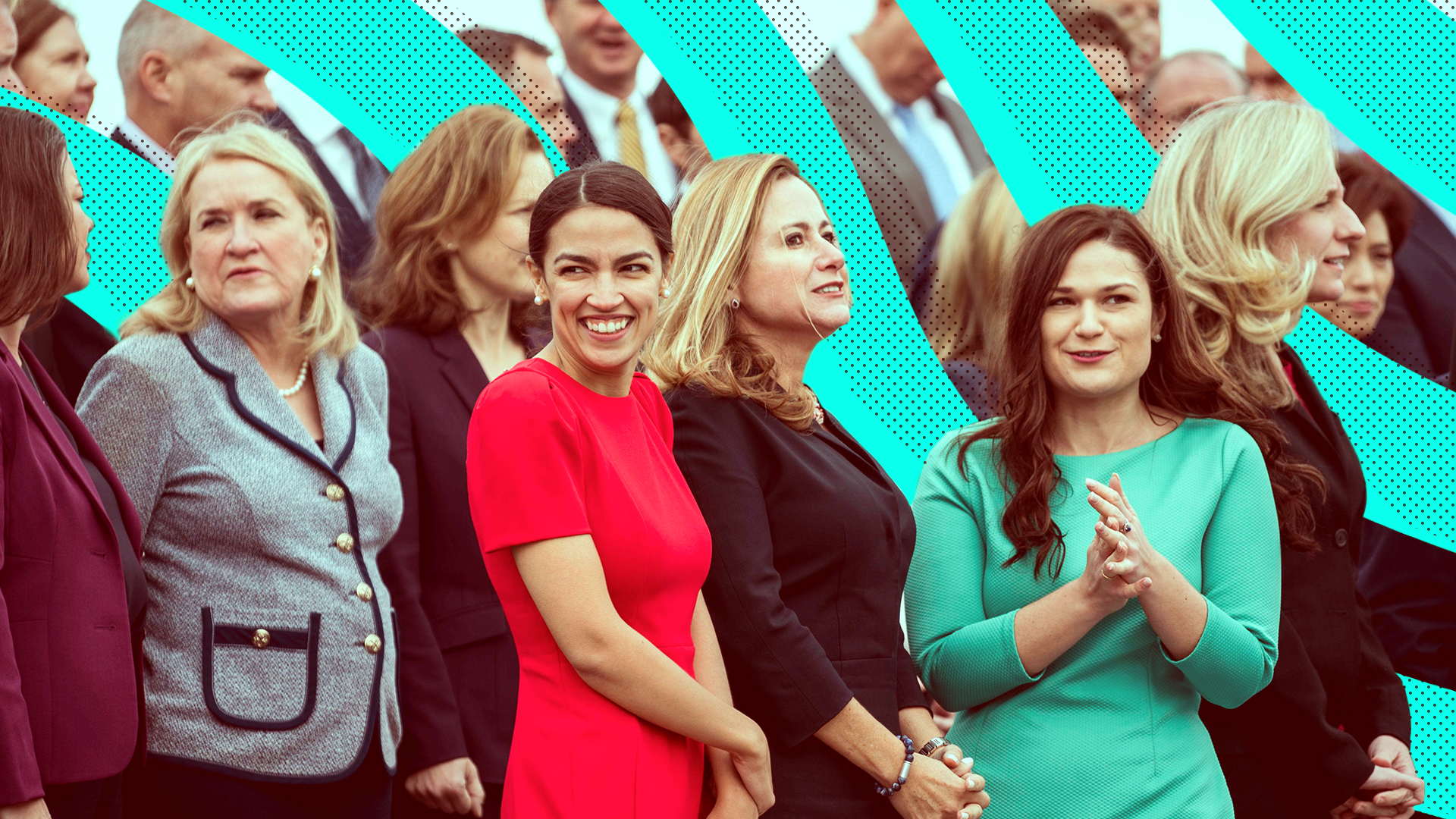 How to close the massive gender gap in Congress