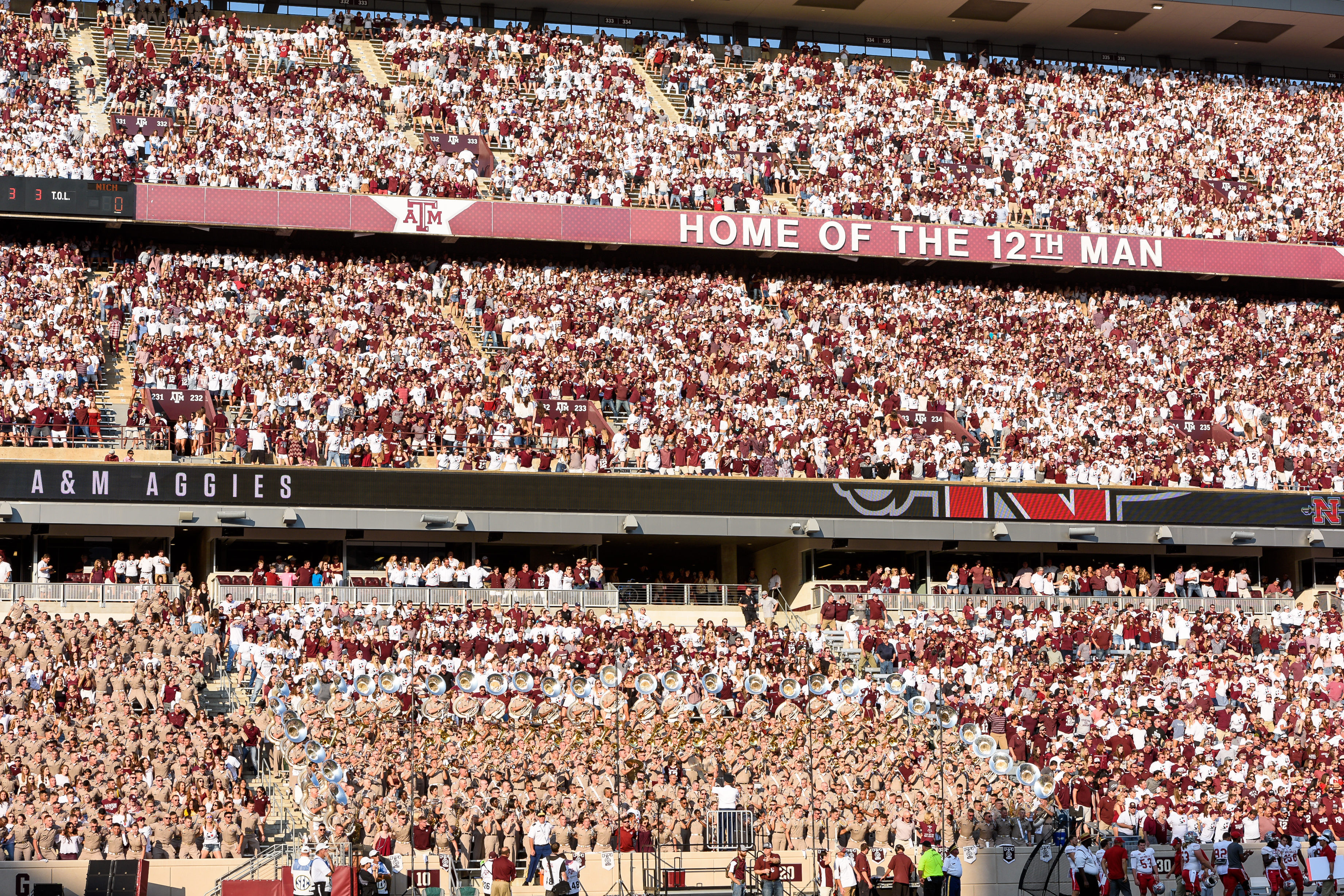 Colorado 2020 Football Schedule Texas A&M 2020 football schedule released   Good Bull Hunting