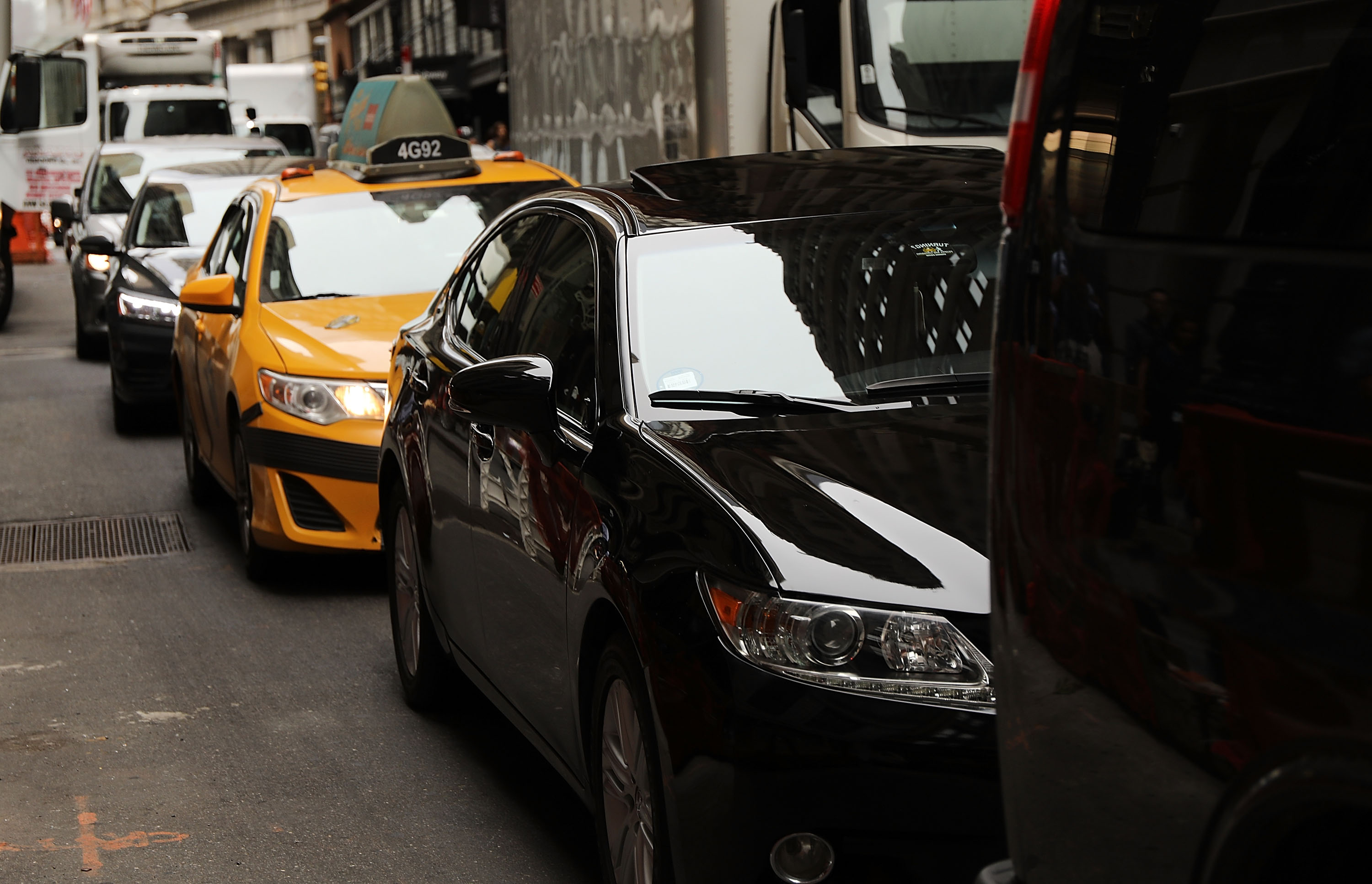 NYC extends cap on Uber, for-hire vehicles and adds a 'cruising cap'