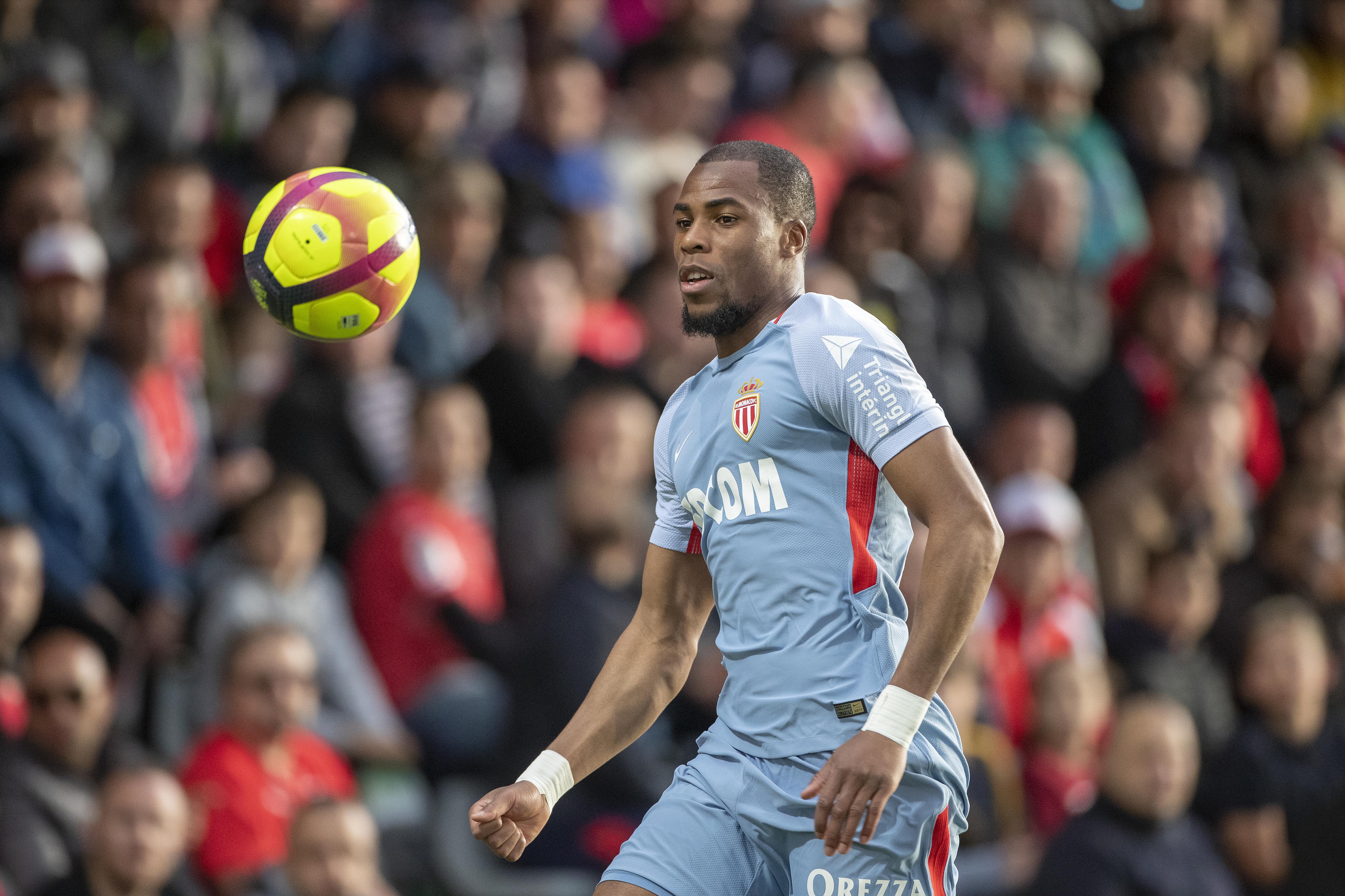 Nimes V Monaco. French Ligue 1.