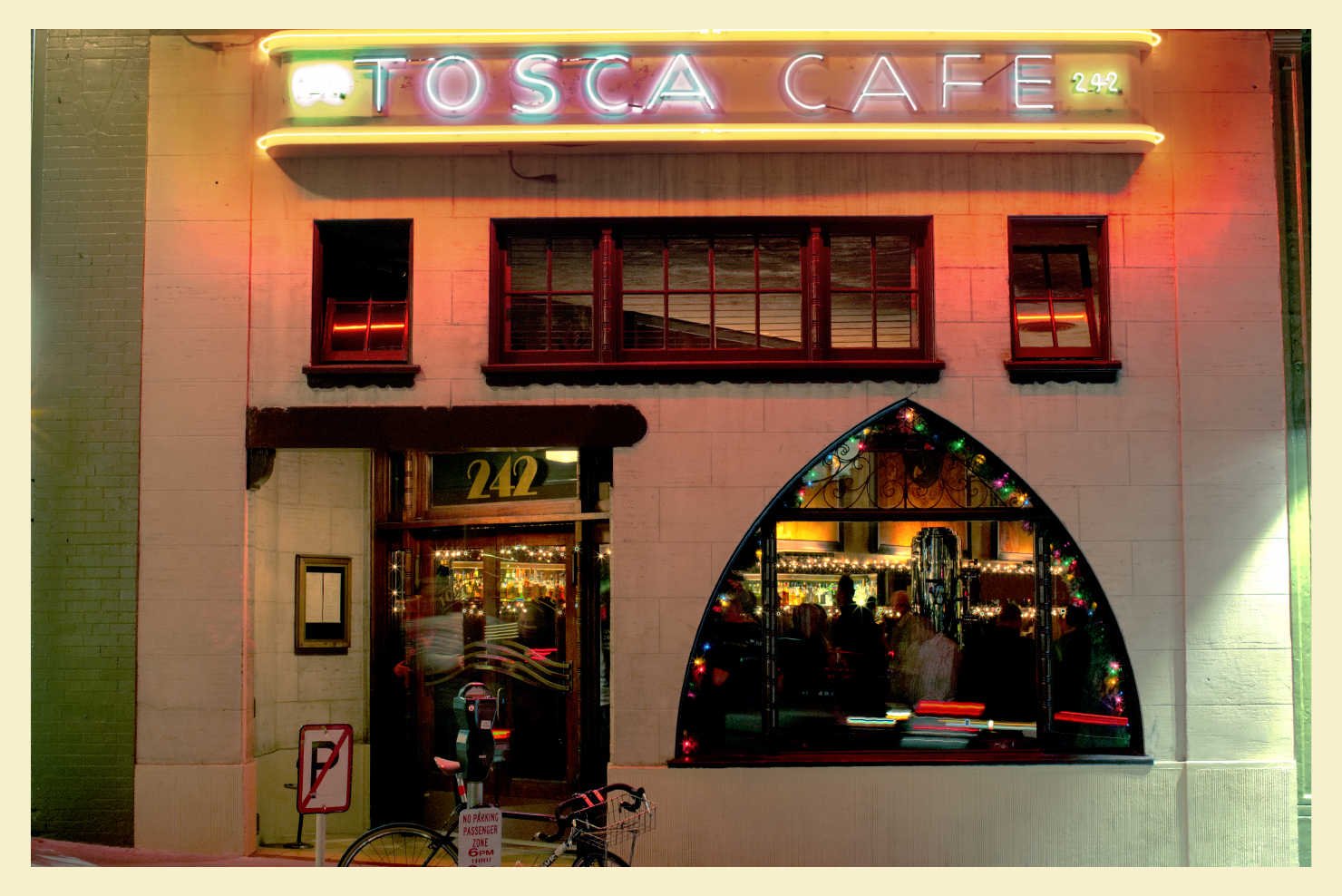 New Dream Team Takes Over SF's Treasured Tosca Cafe
