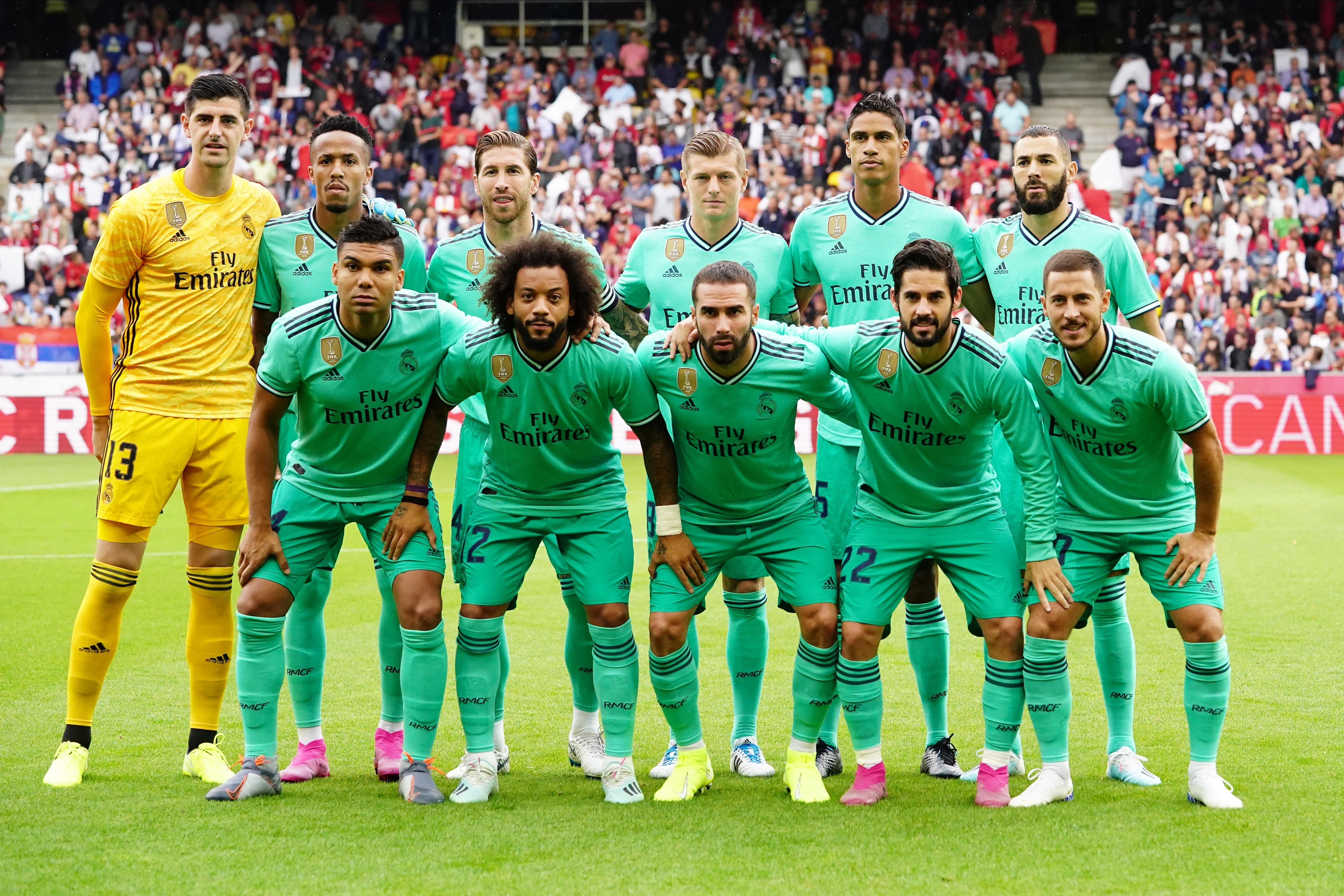 RB Salzburg v Real Madrid - Pre-Season Friendly