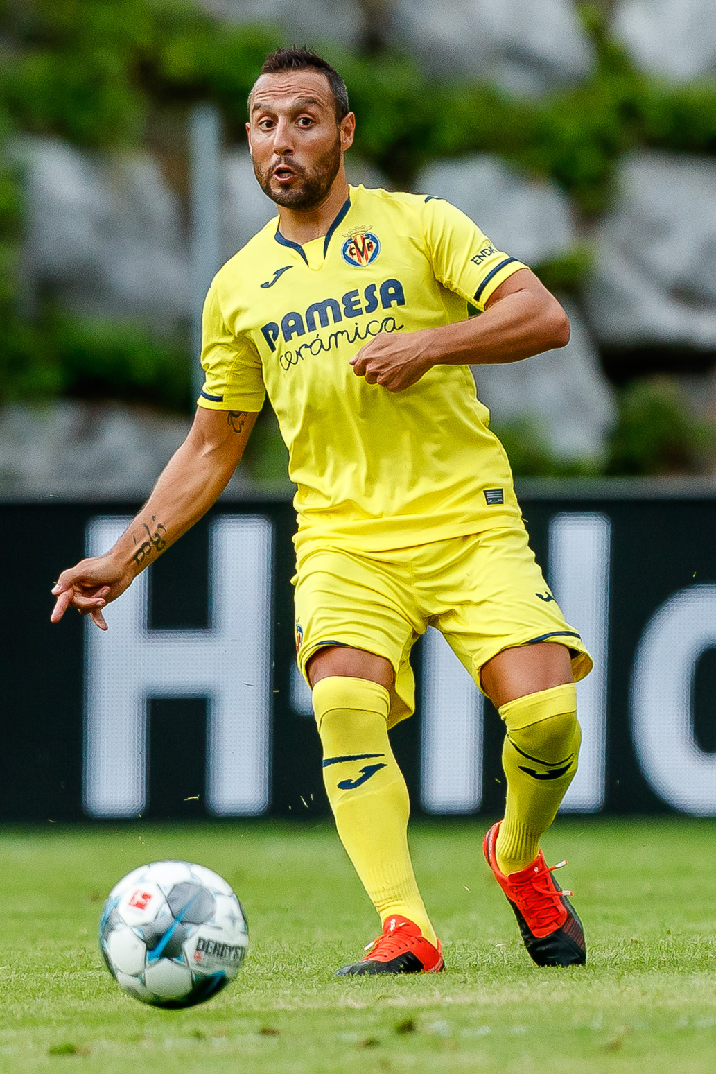 Schalke 04 v FC Villarreal - Pre-Season Friendly