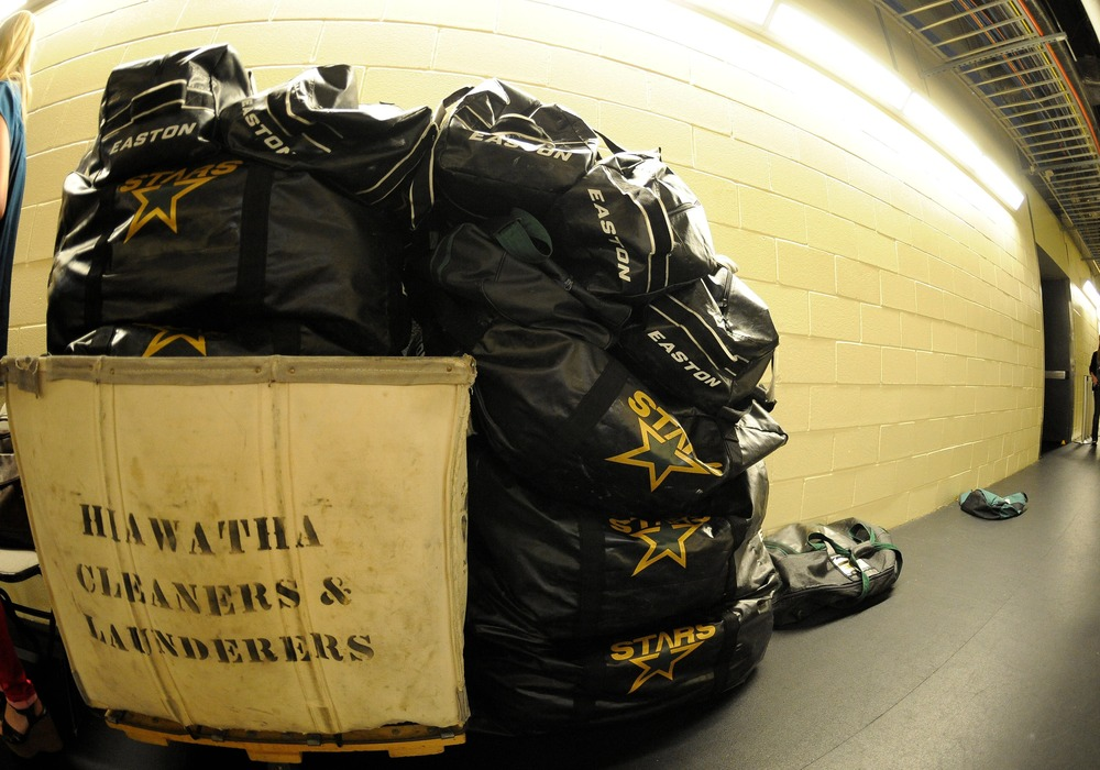 Load up the bags, it's time to hit the road and play hockey!