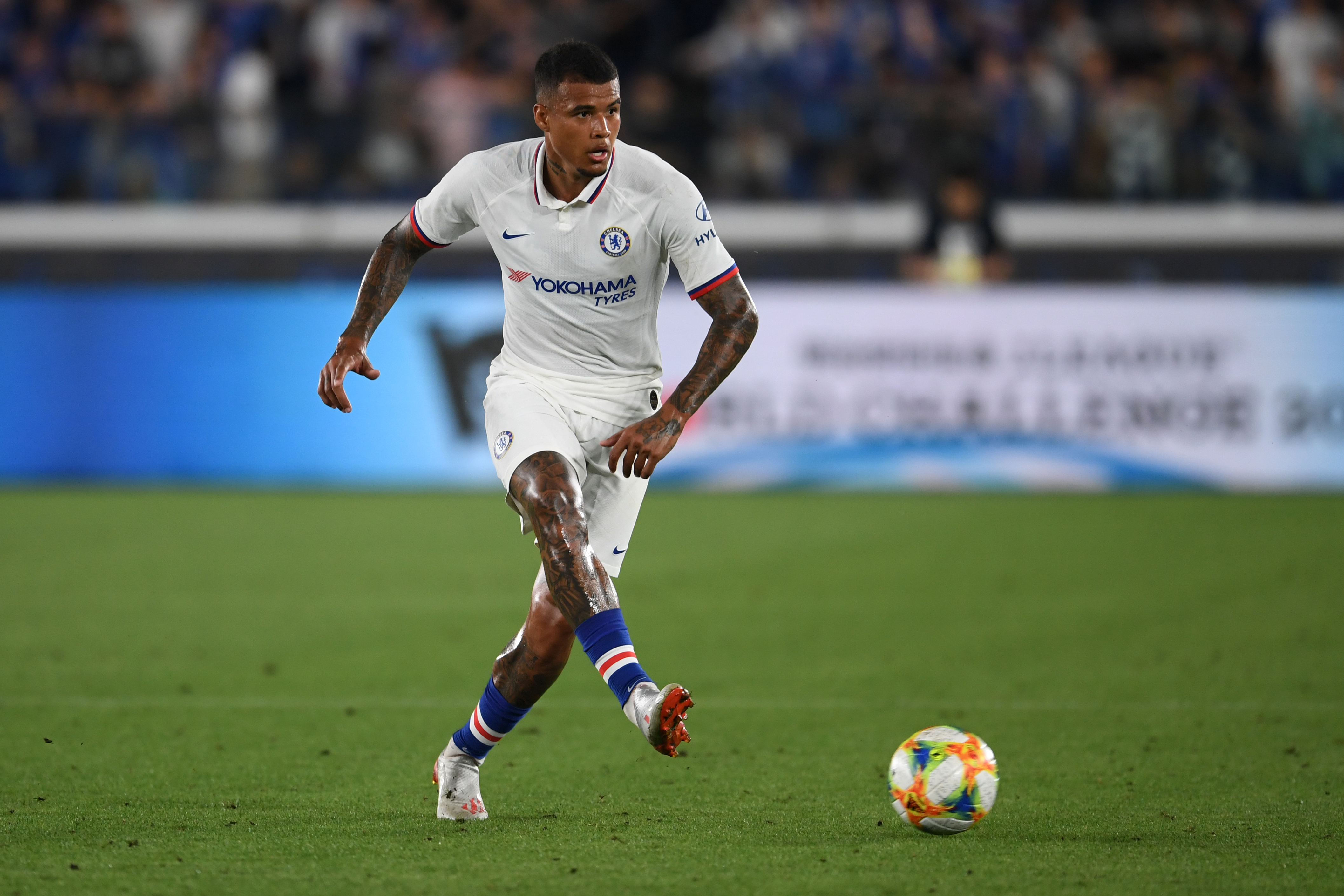 Chelsea's Kenedy set to sign new contract, head to Reading on loan deal — reports