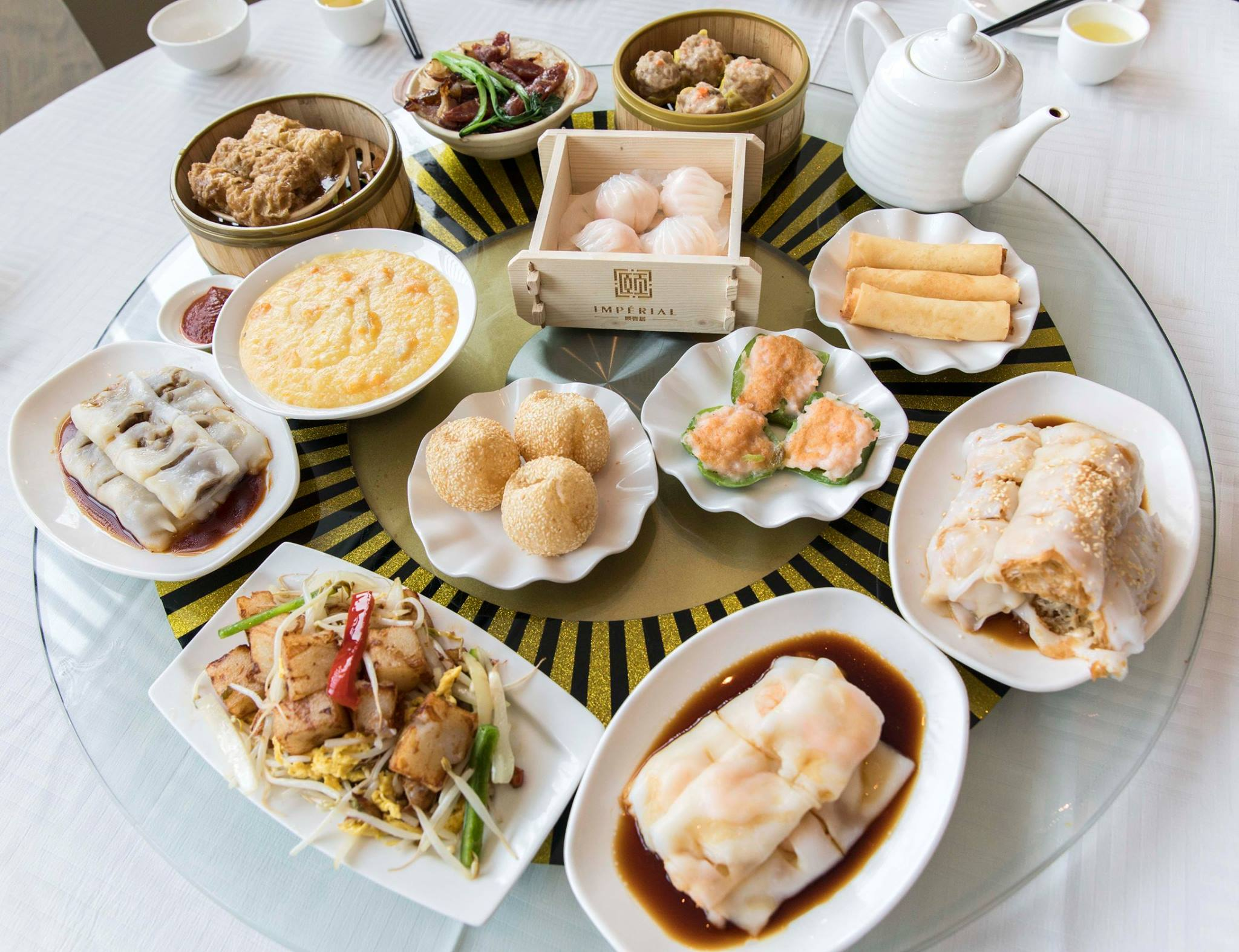 Where to Do Dim Sum in Montreal