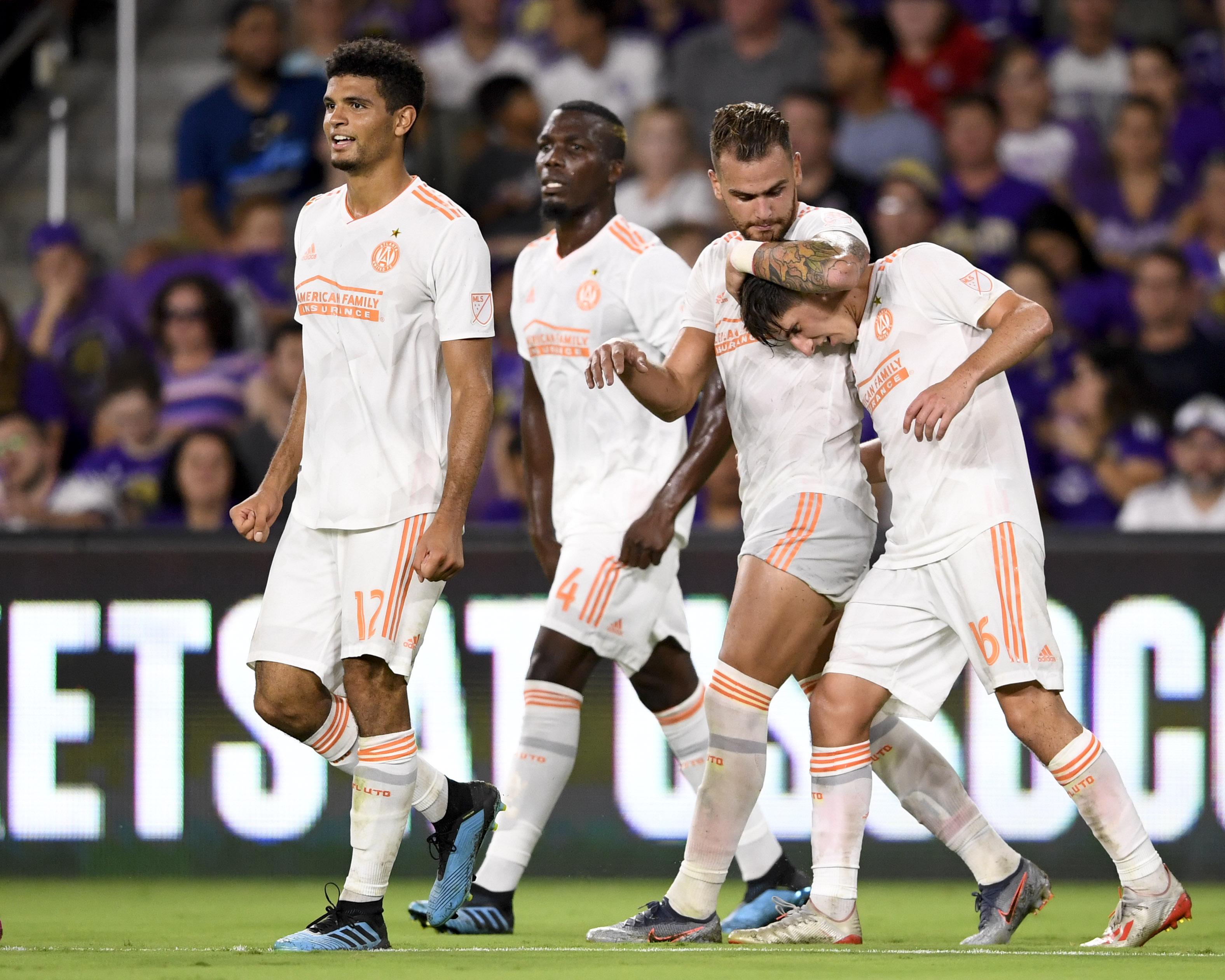 MLS: U.S. Open Cup-Atlanta United FC at Orlando City SC