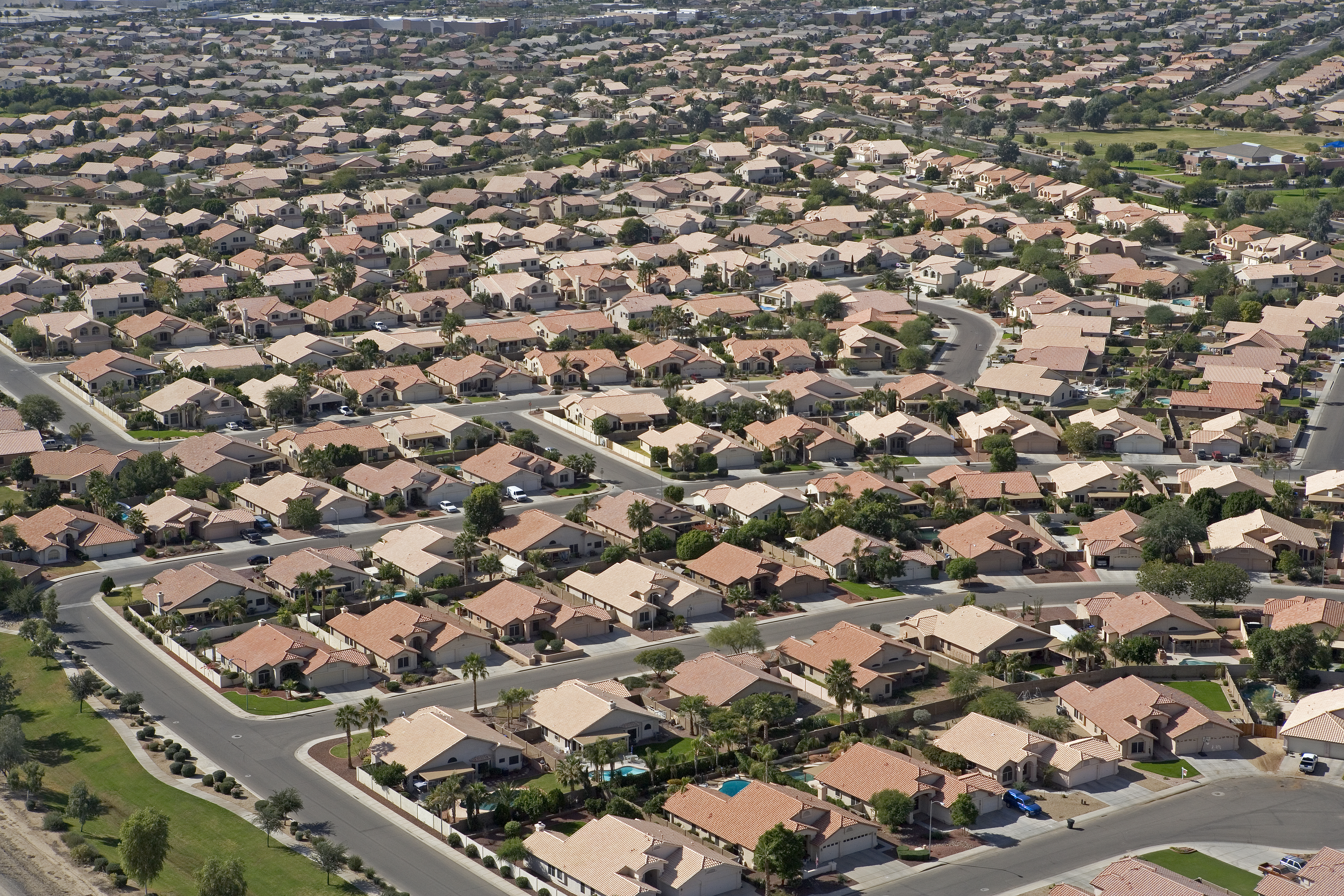 To combat climate change, cities need to tackle sprawl