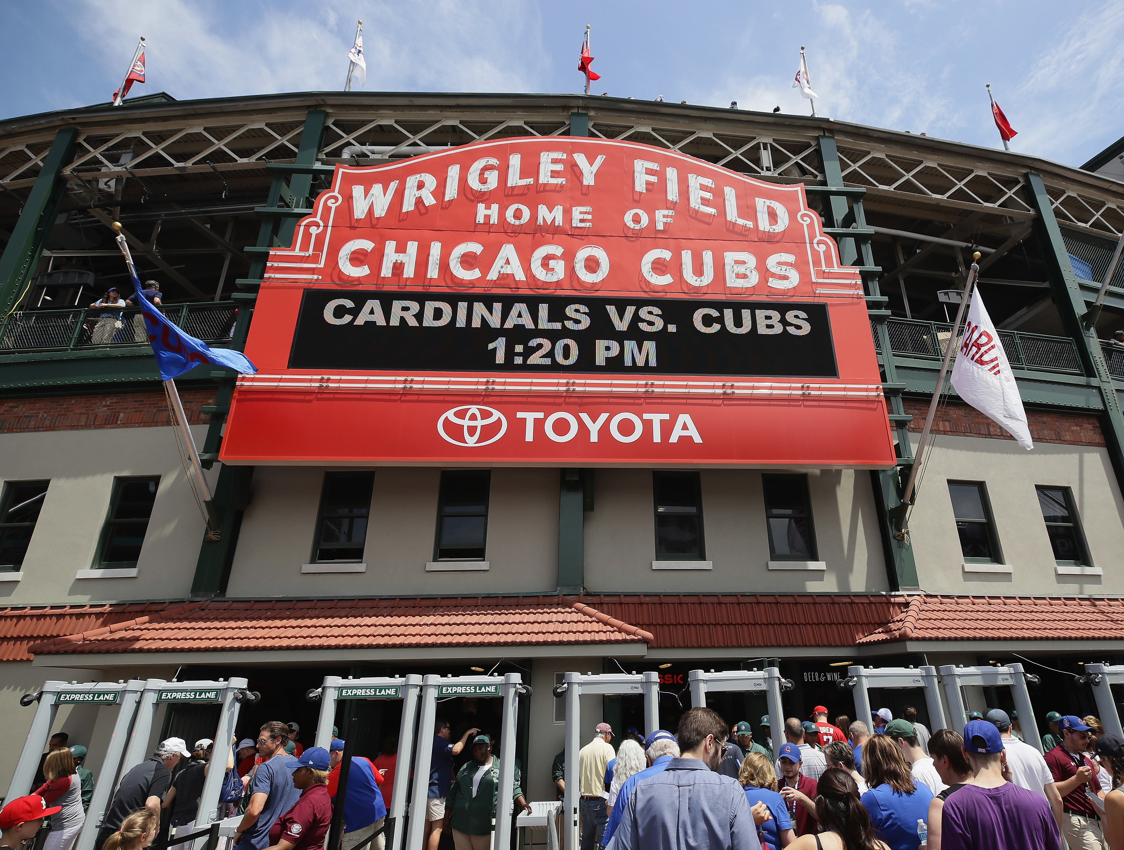 The Cubs are preparing to launch Marquee Sports Network in February. They might run into trouble in carriage talks with Dish Network, which is in a dispute with the 21 Fox regional sports networks.