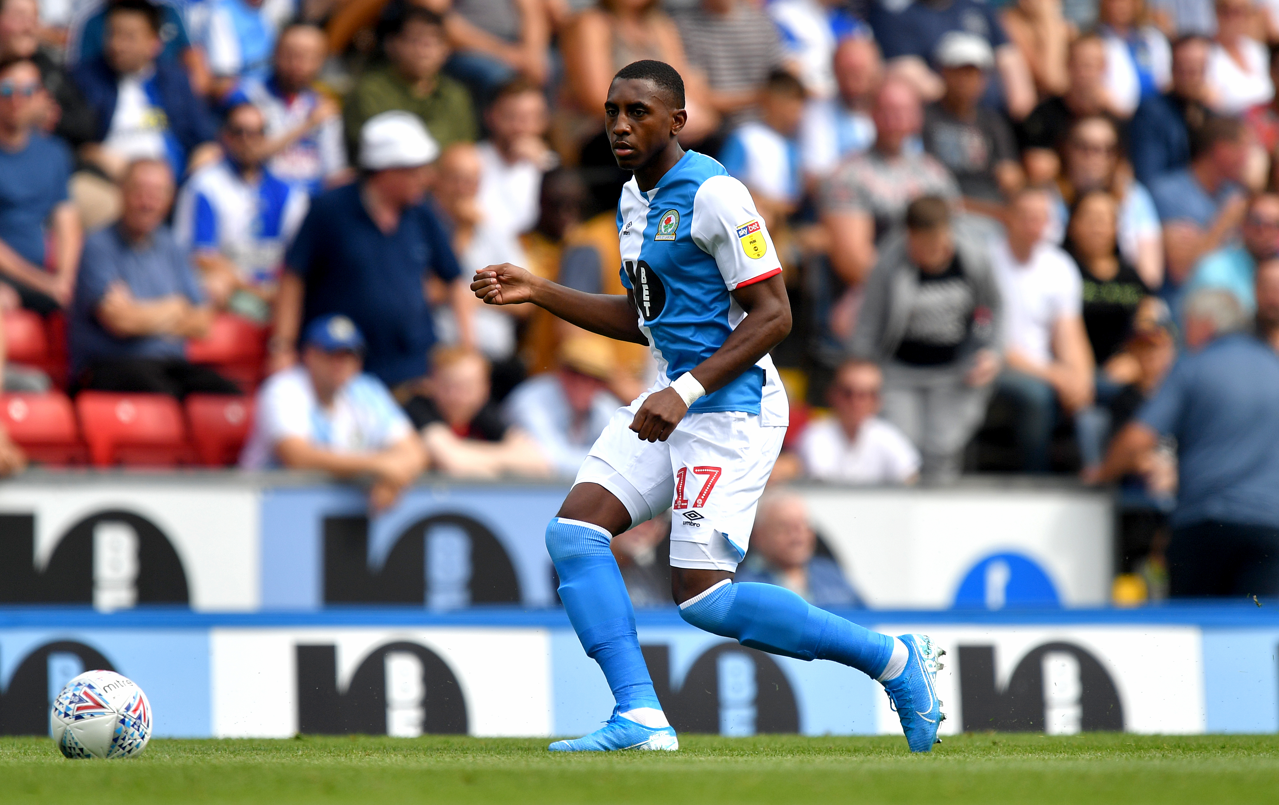 Blackburn Rovers v Charlton Athletic - Sky Bet Championship - Ewood Park