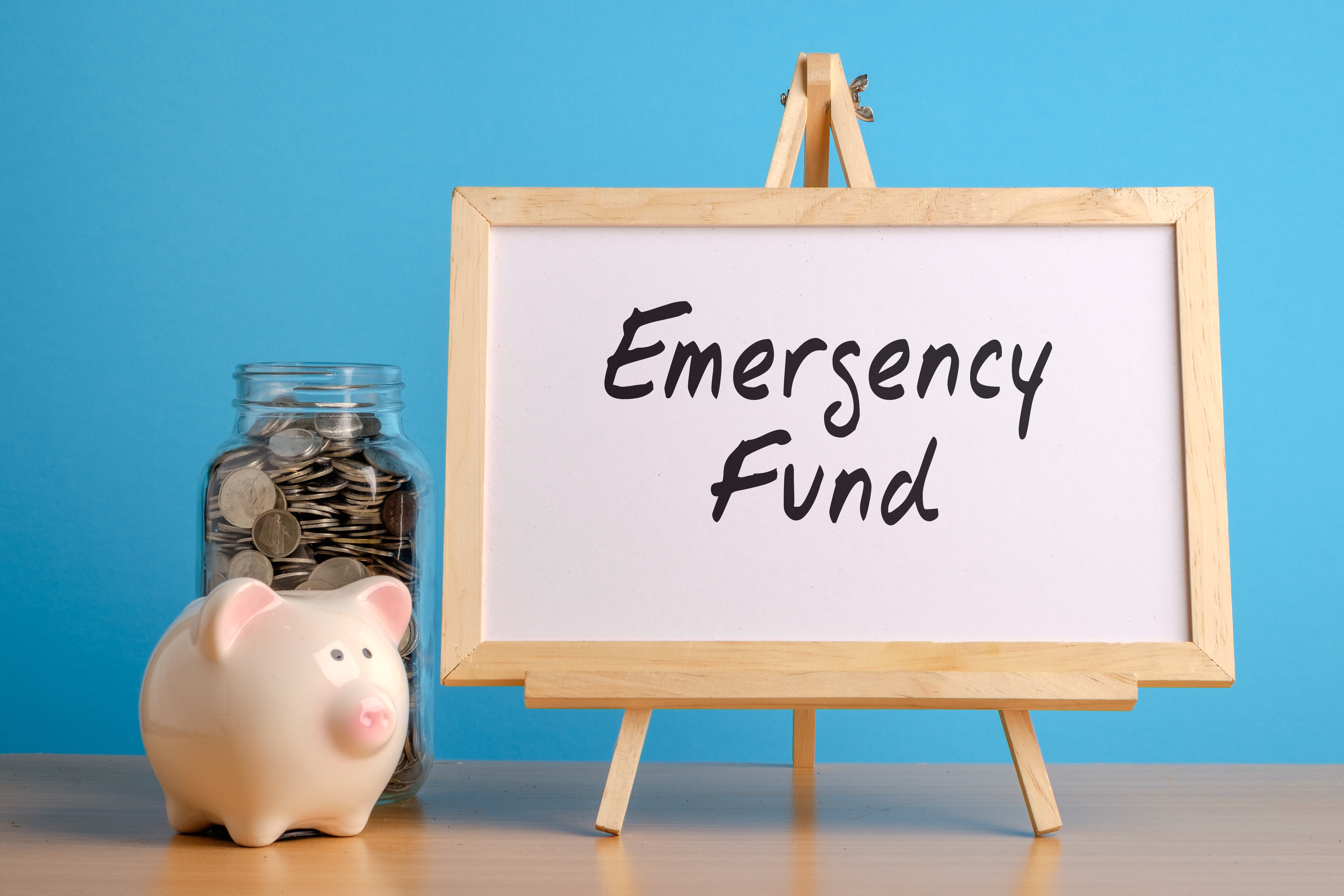 Dave Ramsey is asked by a couple whether they should adjust their emergency fund and retirement investing to accommodate having a bigger family.