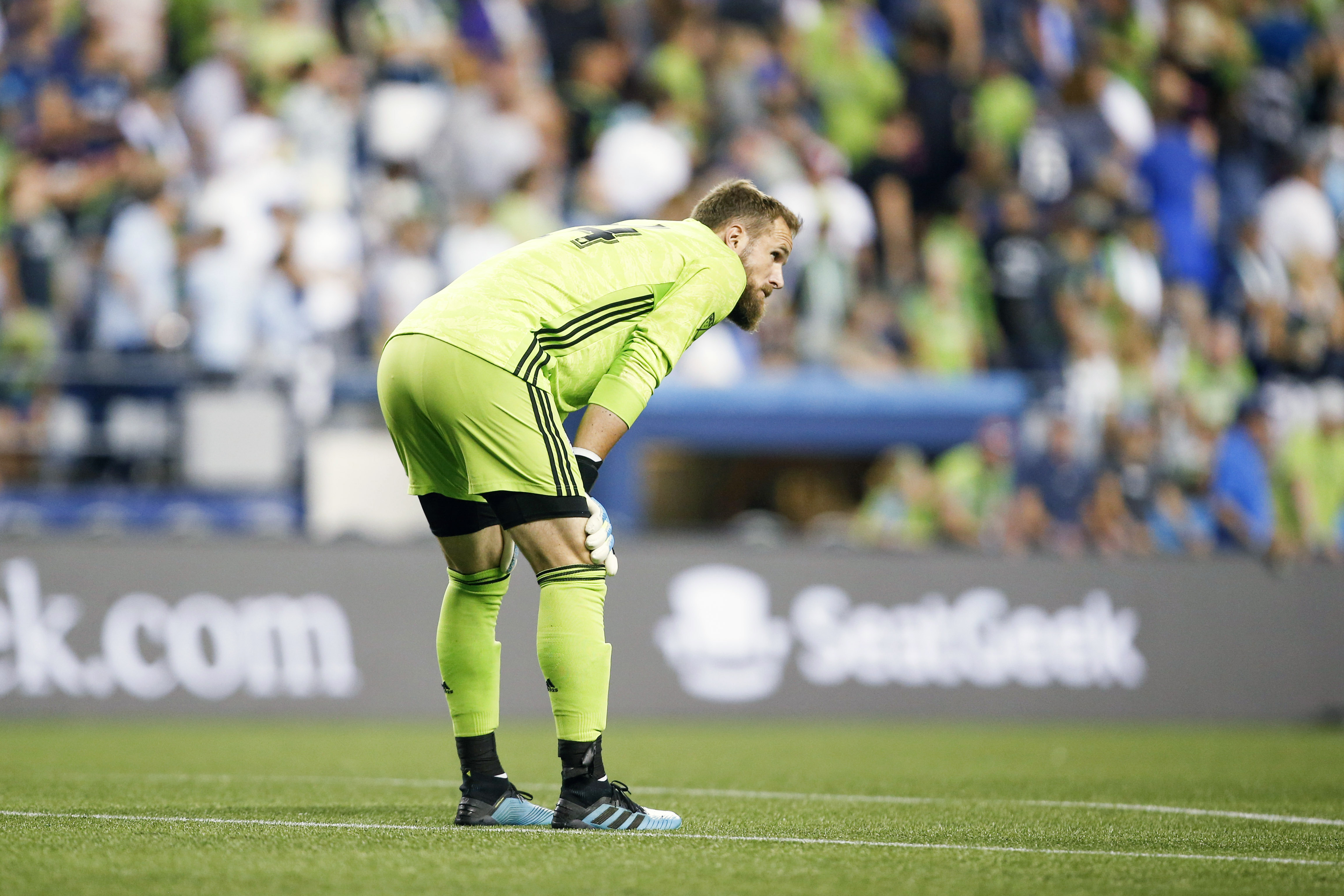MLS:西雅图探测器的体育堪萨斯城FC