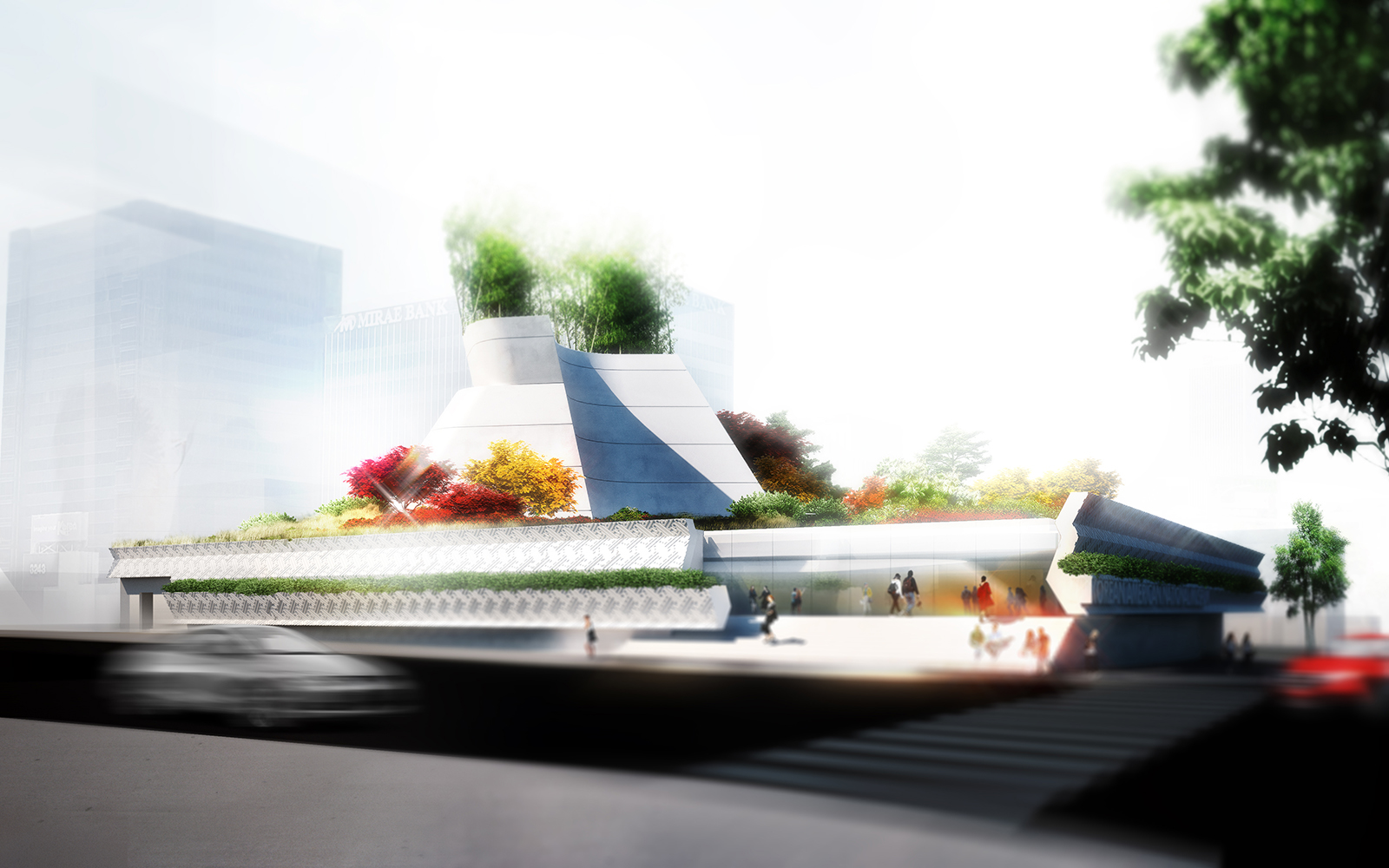 Morphosis now designing LA's Korean American National Museum