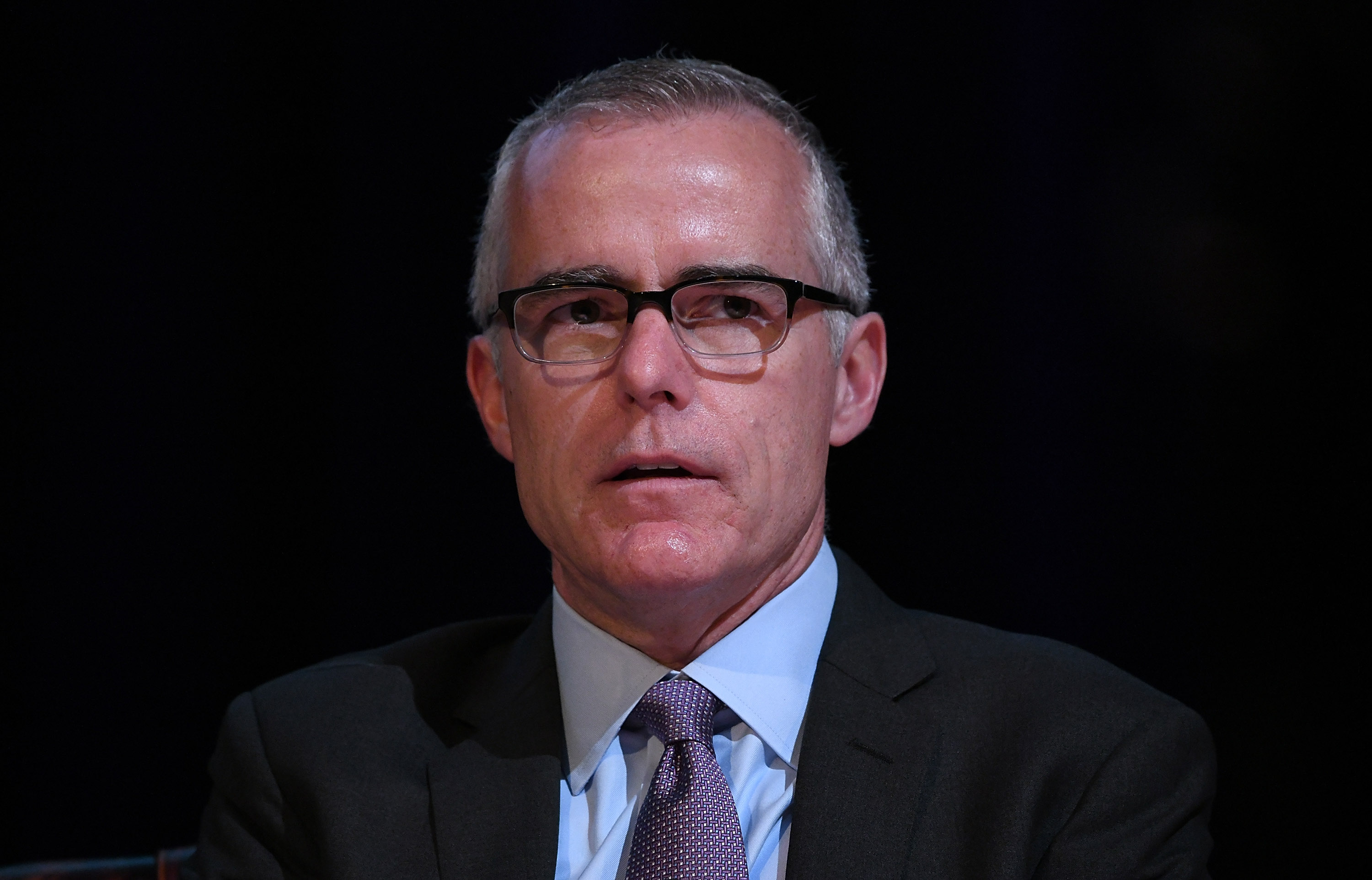 Andrew McCabe and Peter Strzok are both suing the Justice Department