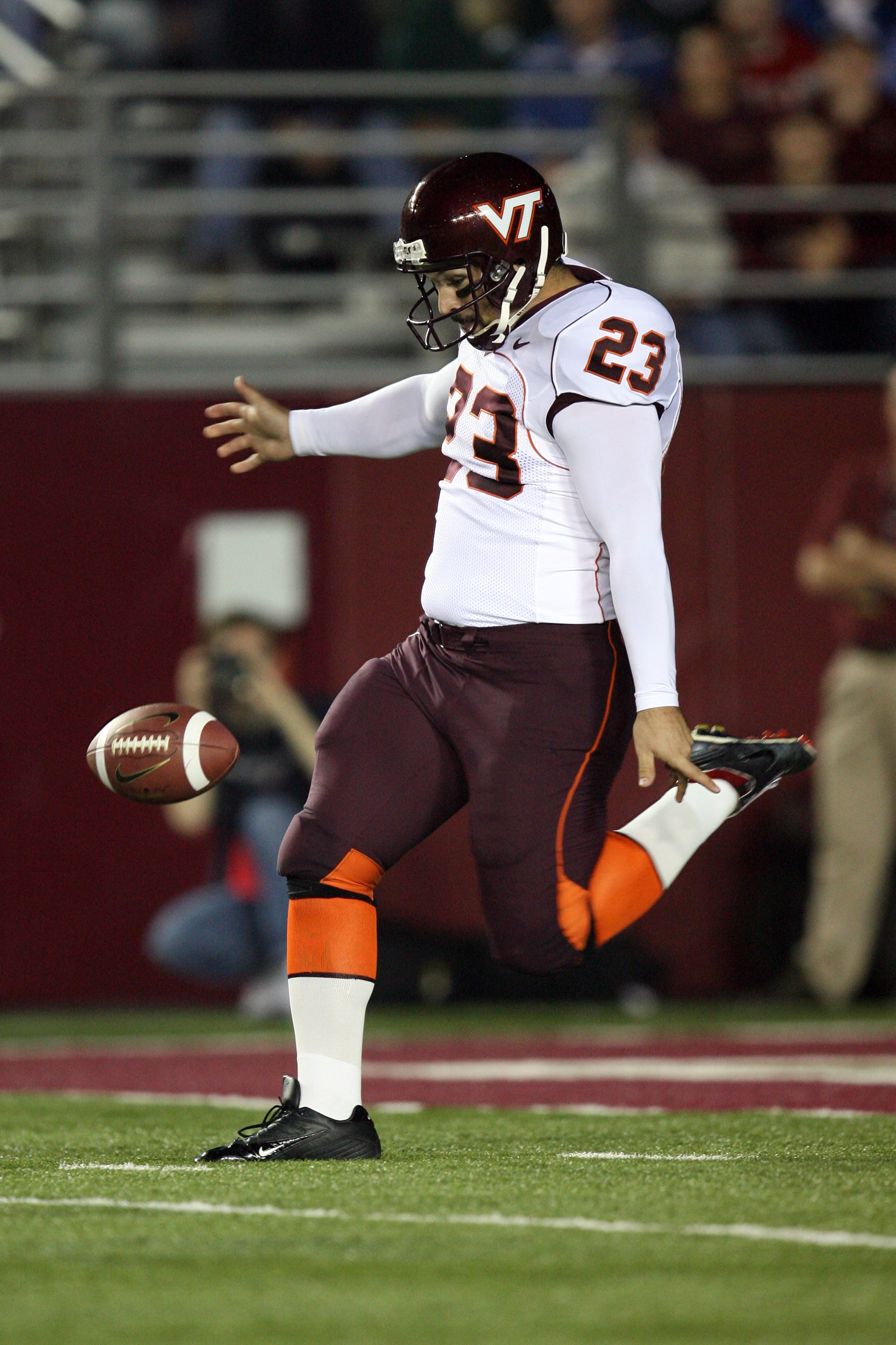 Virginia Tech Hokies v Boston College Eagles