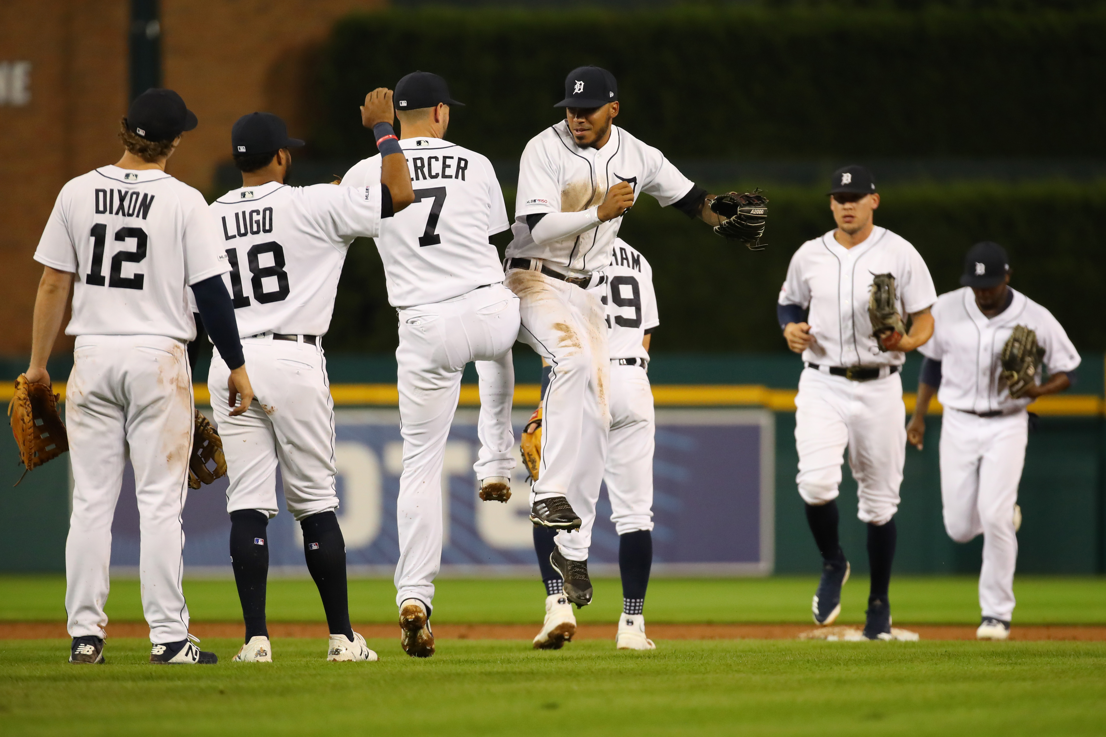Chicago White Sox v Detroit Tigers - Game Two