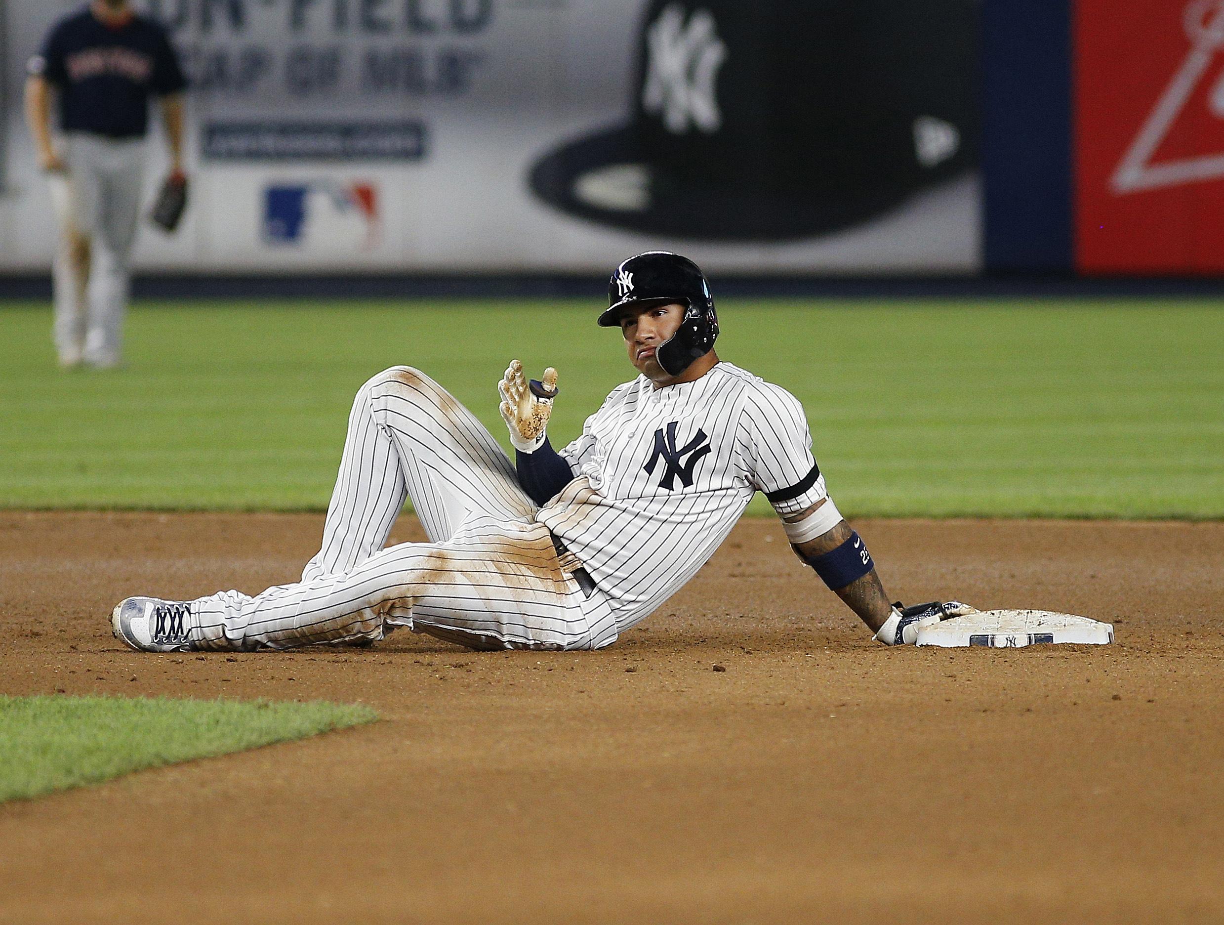 MLB: Game Two-Boston Red Sox at New York Yankees