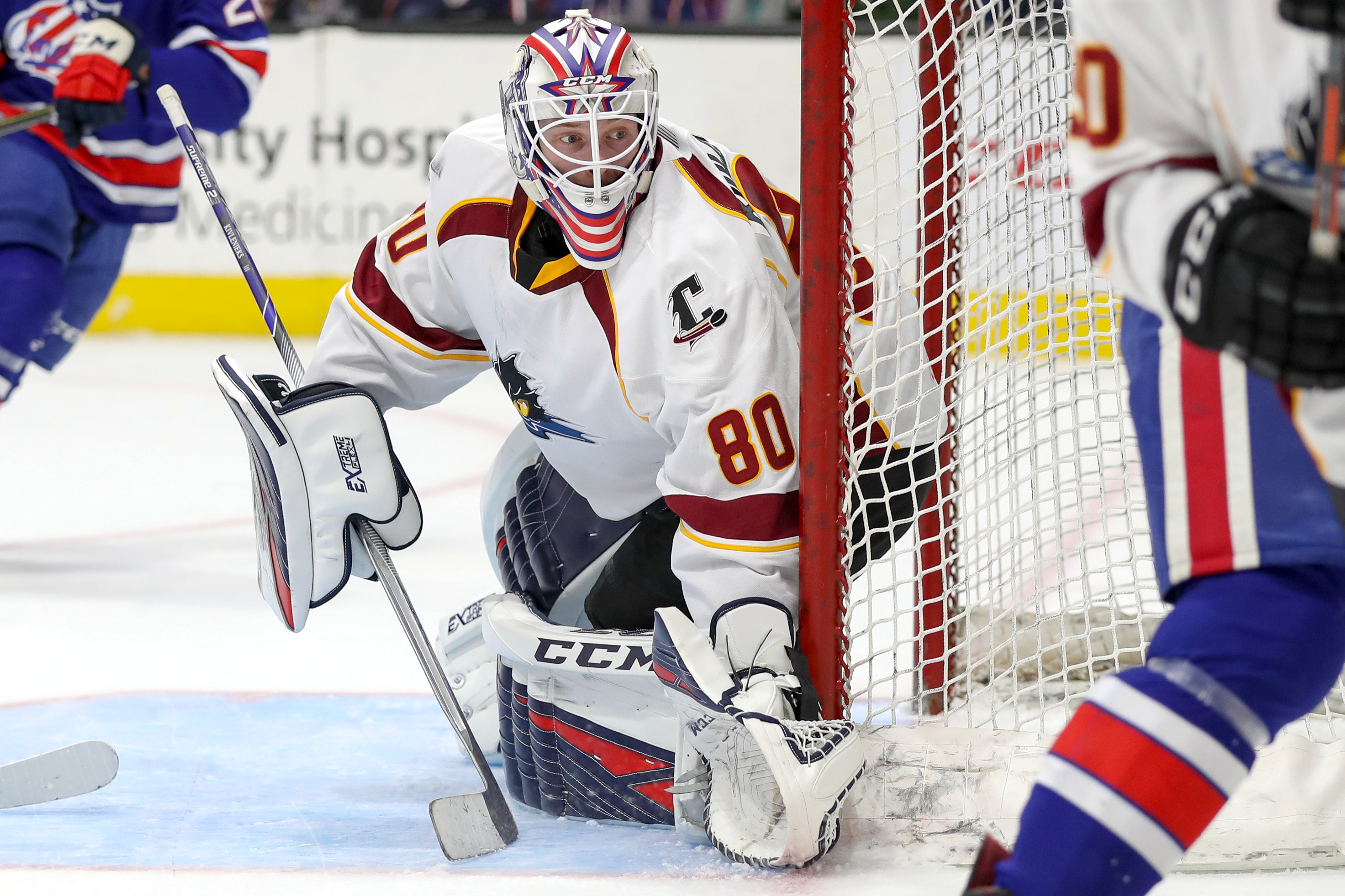 AHL: DEC 15 Rochester Americans at Cleveland Monsters