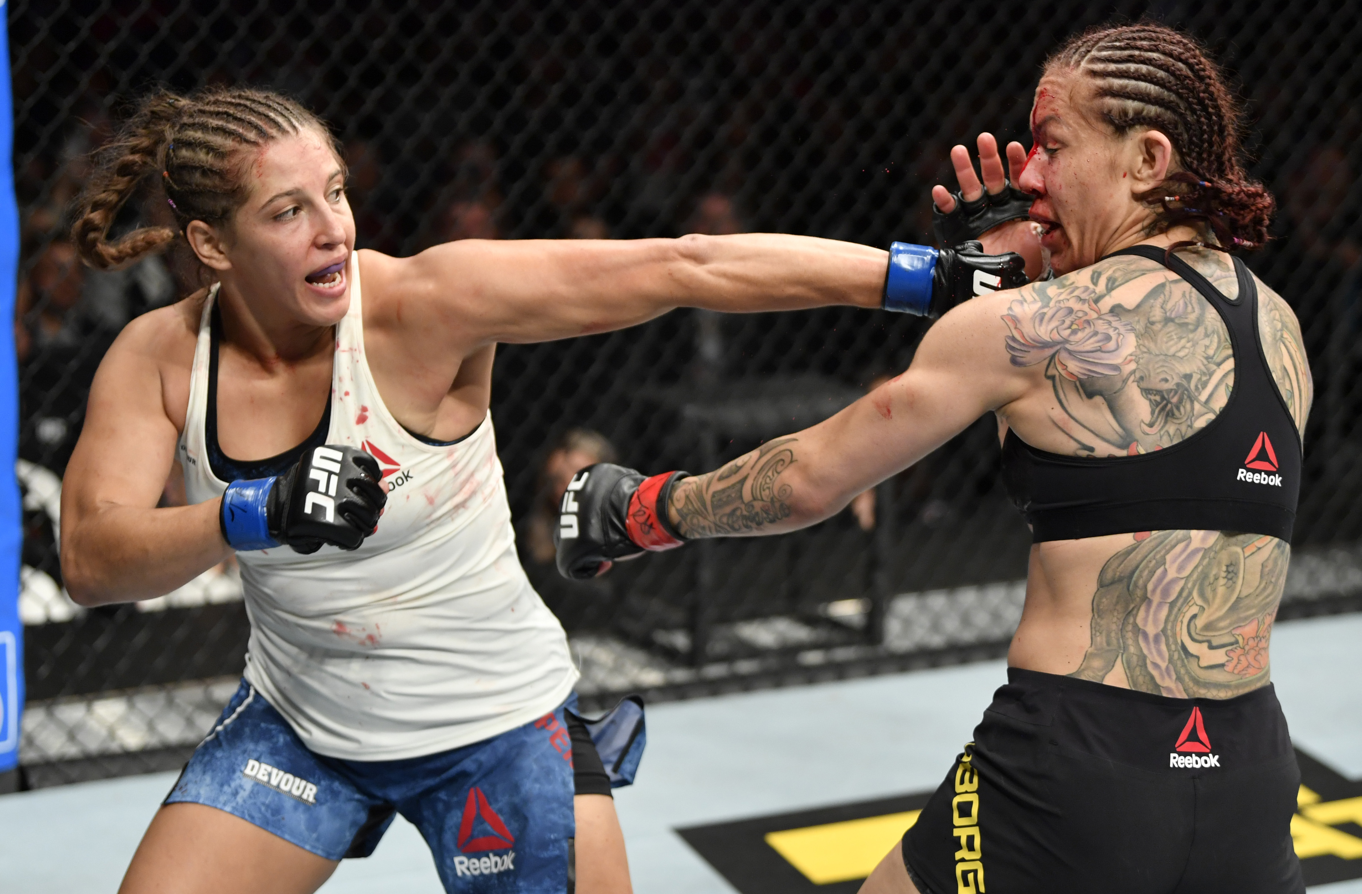 UFC 240: Cyborg v Spencer