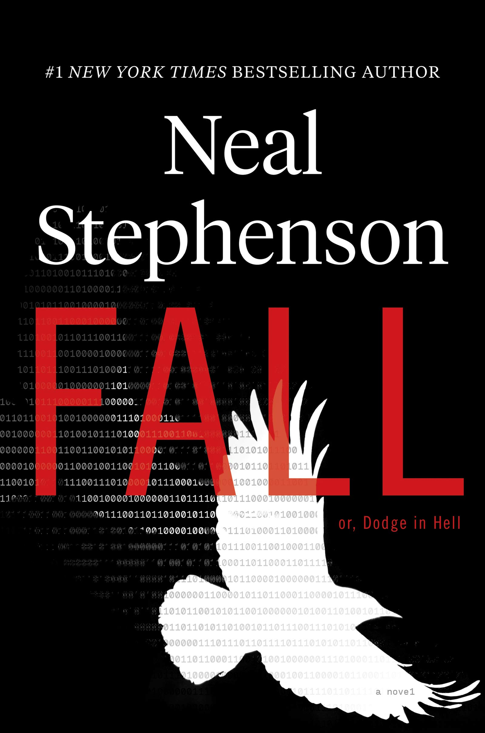 Neal Stephenson's Fall, or Dodge in Hell asks pressing questions about our digital future
