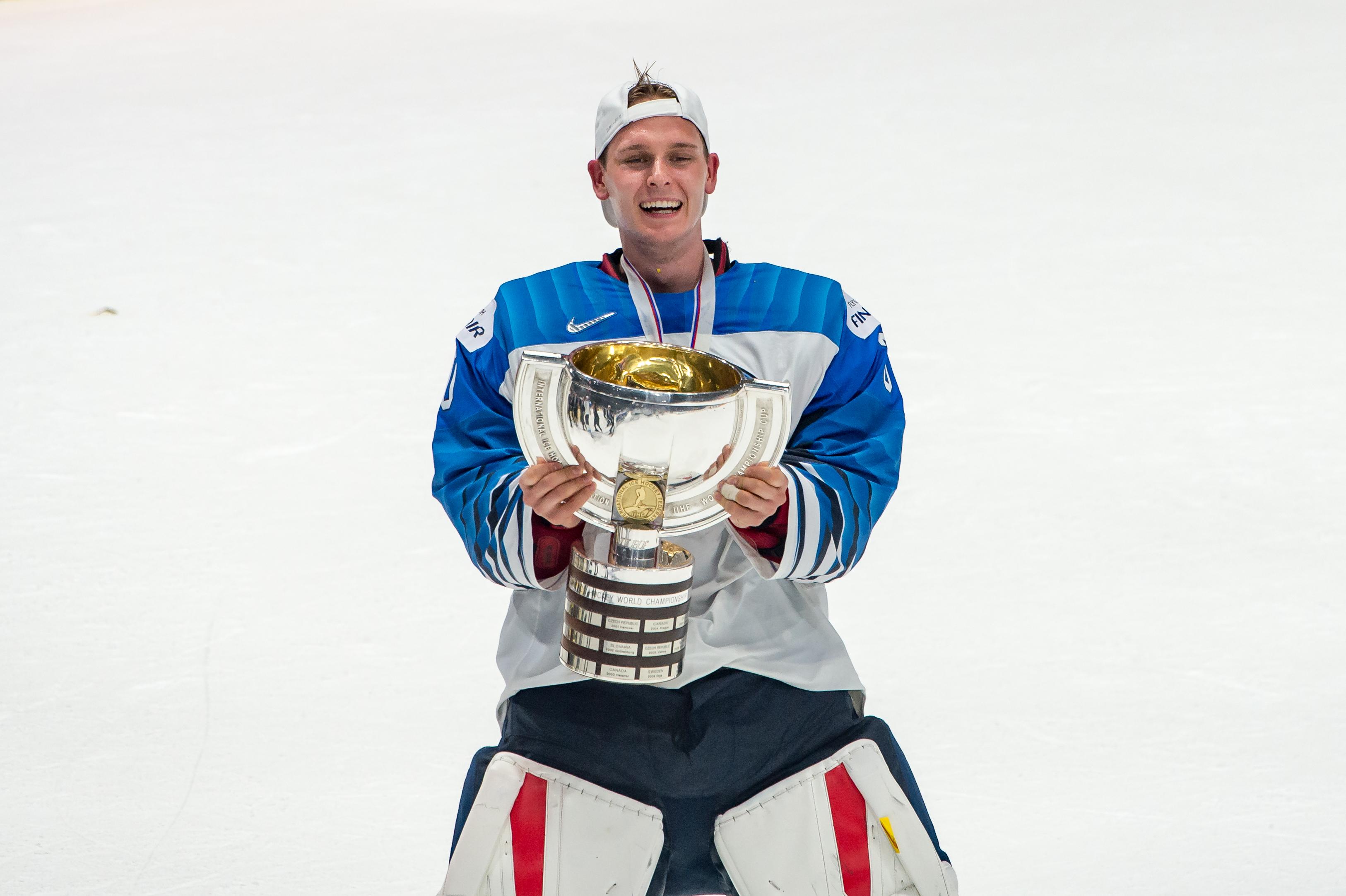Canada v Finland: Final - 2019 IIHF Ice Hockey World Championship Slovakia