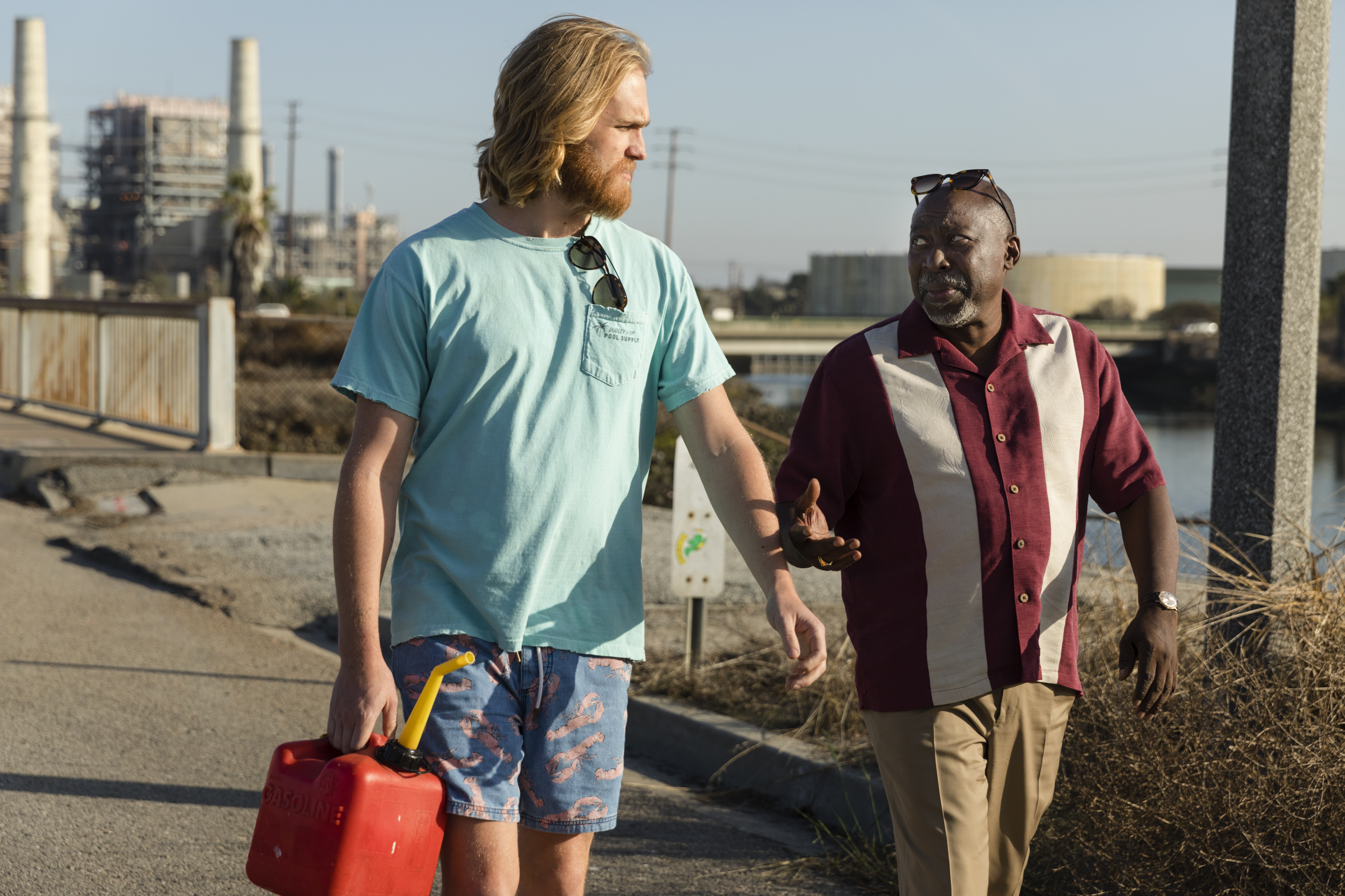 AMC's Lodge 49 is a quest for a better world, set amid the ruins of capitalism