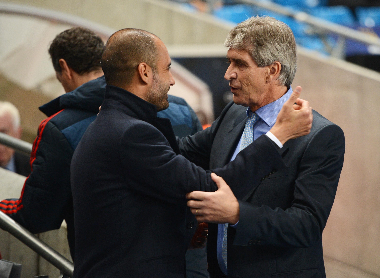 Manchester City v FC Bayern Muenchen - UEFA Champions League