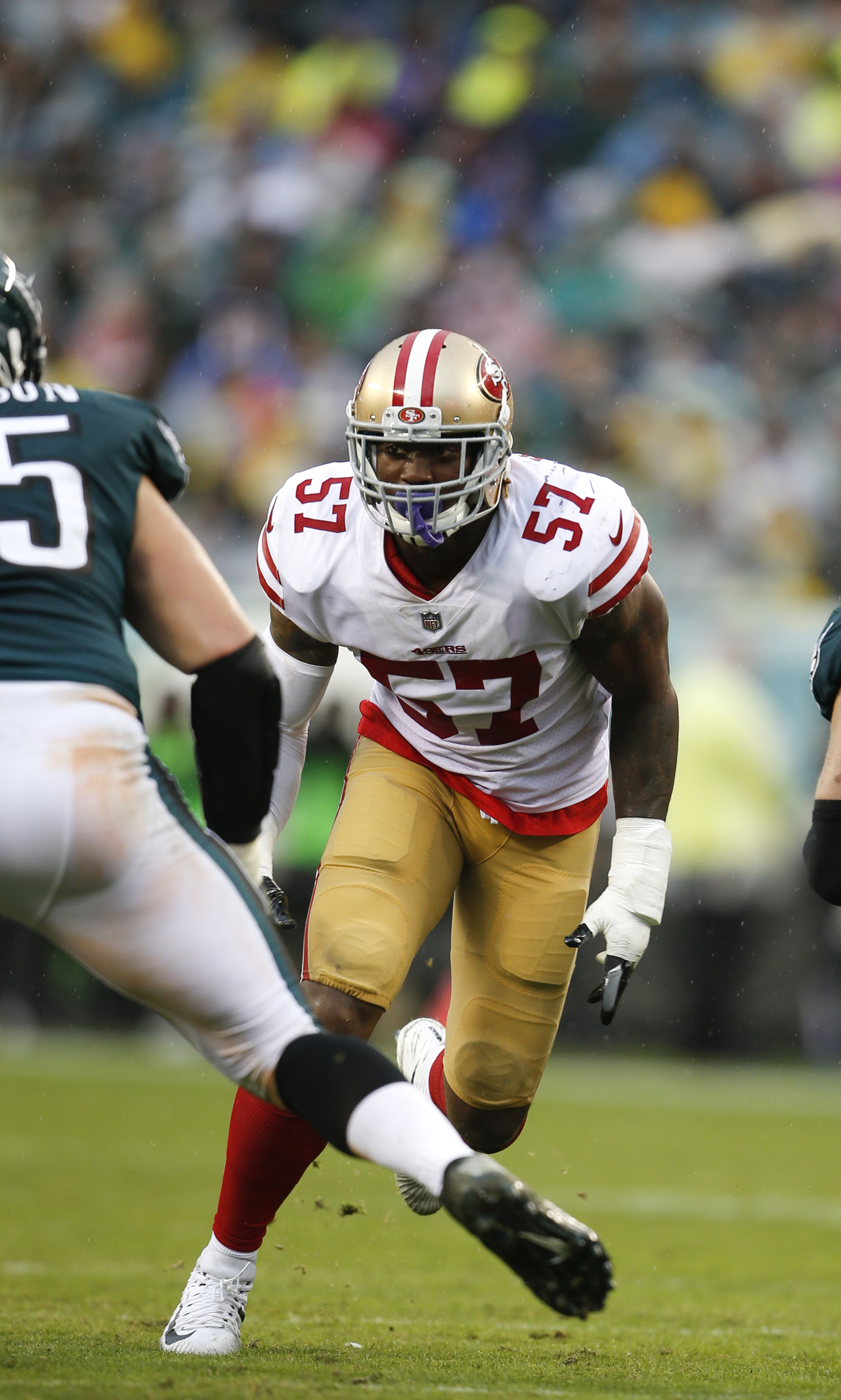 San Francisco 49ers v Philadelphia Eagles