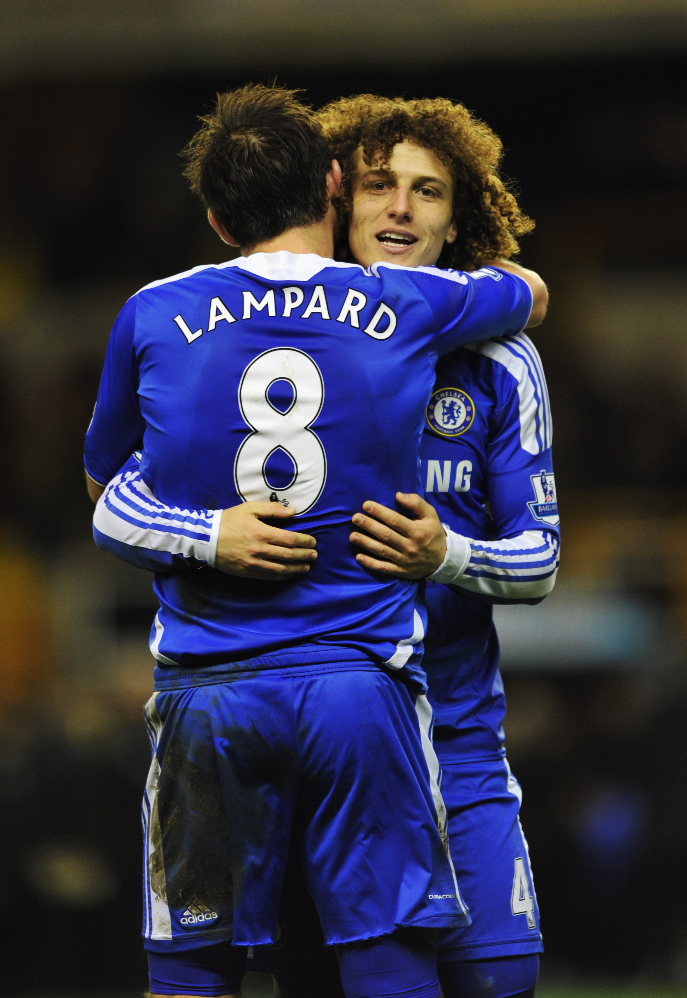 Lampard insists David Luiz move was a football decision, not a (player) power play