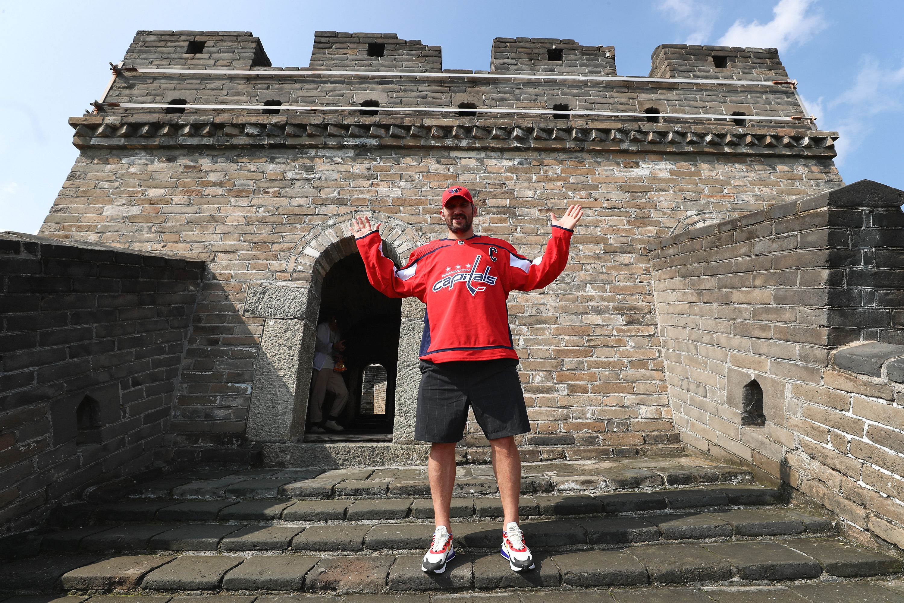 Capitals Captain Alex Ovechkin to Serve as NHL Ambassador in China