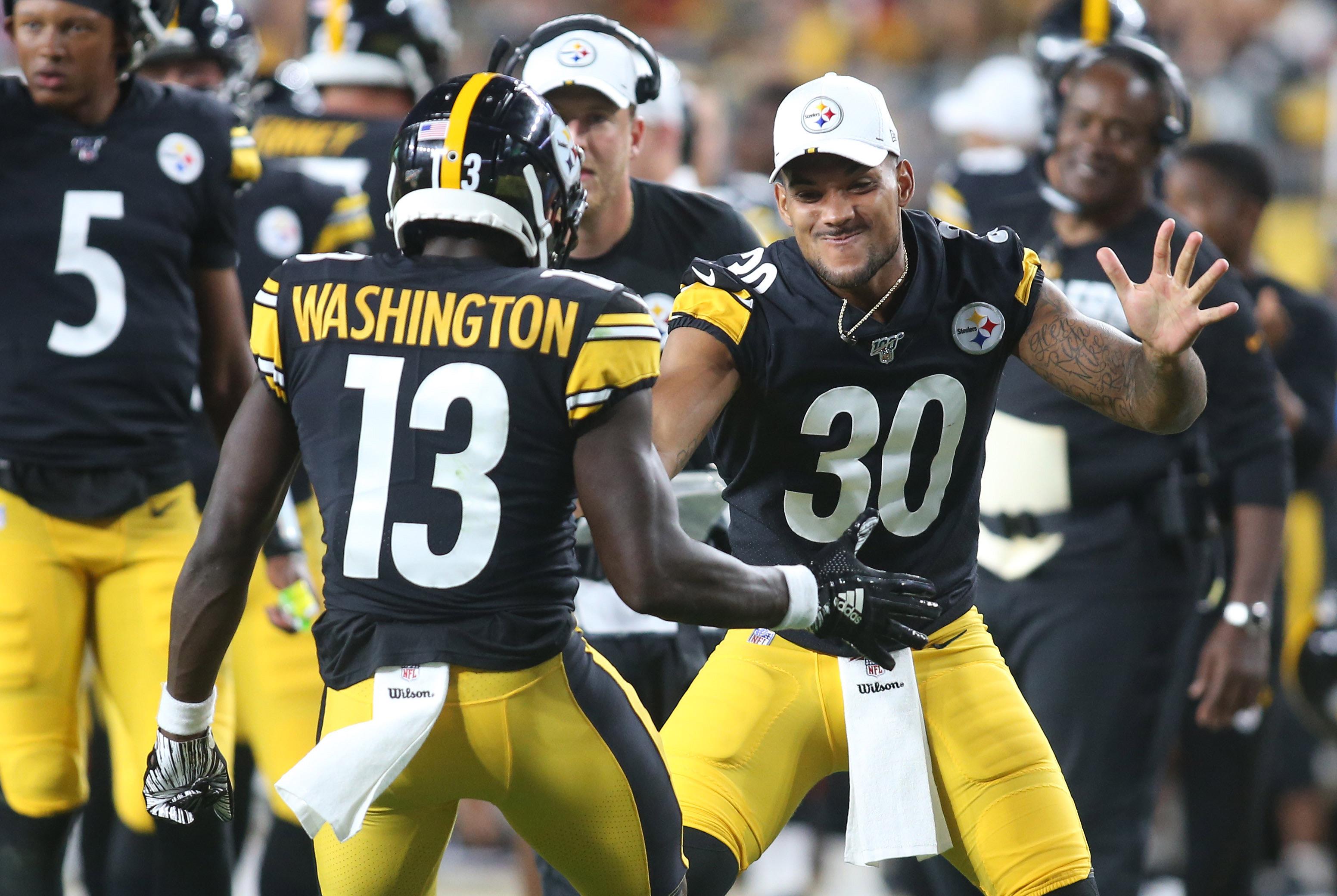 NFL: Preseason-Tampa Bay Buccaneers at Pittsburgh Steelers