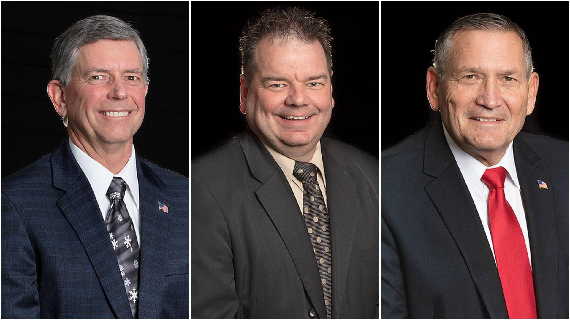 West Jordan strong mayor candidates.