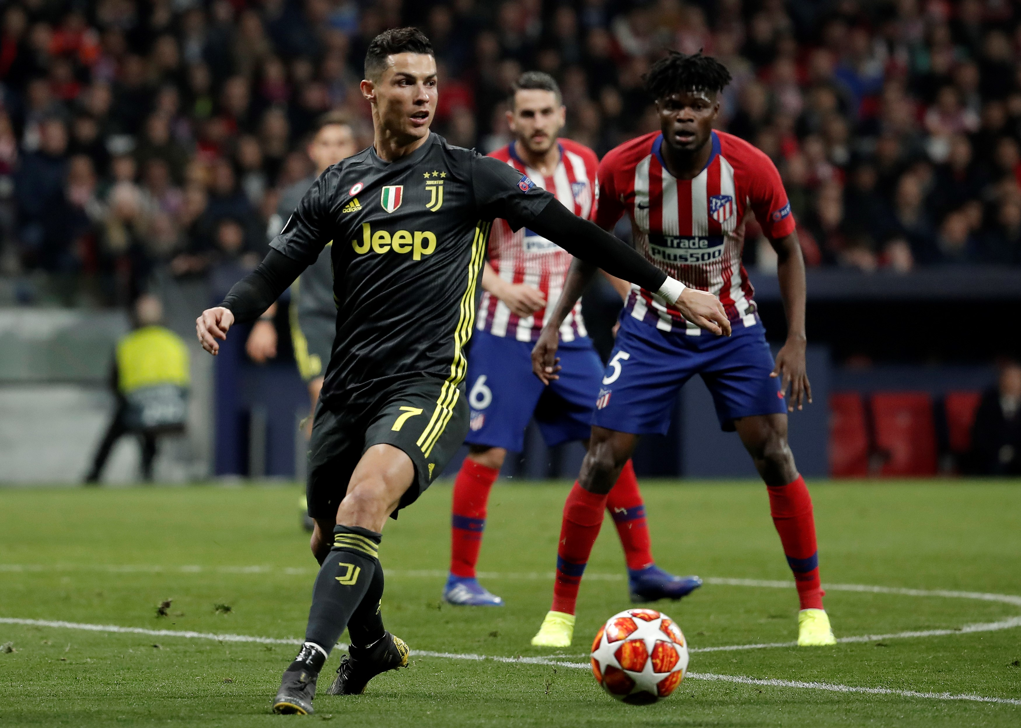 Atletico Madrid v Juventus: UEFA Champions League