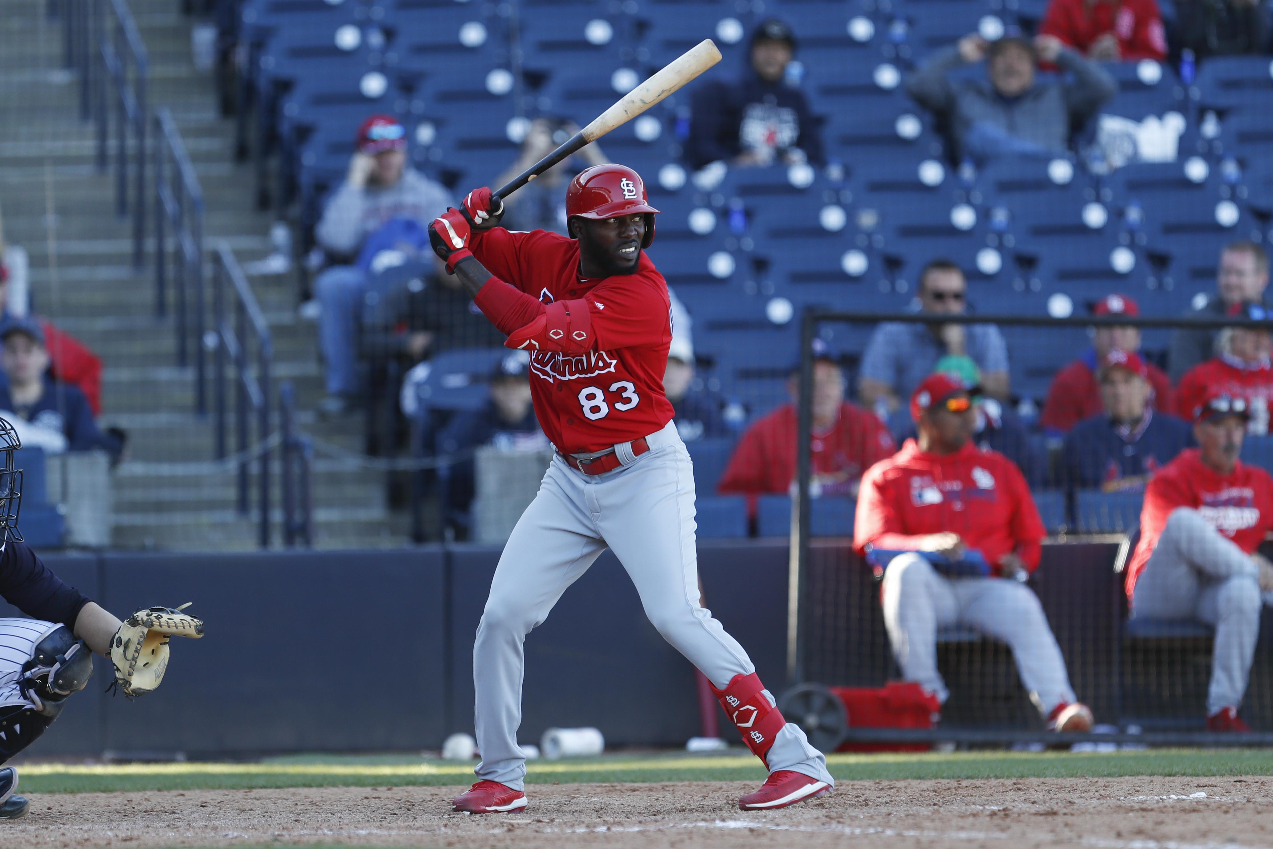 MLB:3月6日春季训练 - 在洋基队的红衣主教